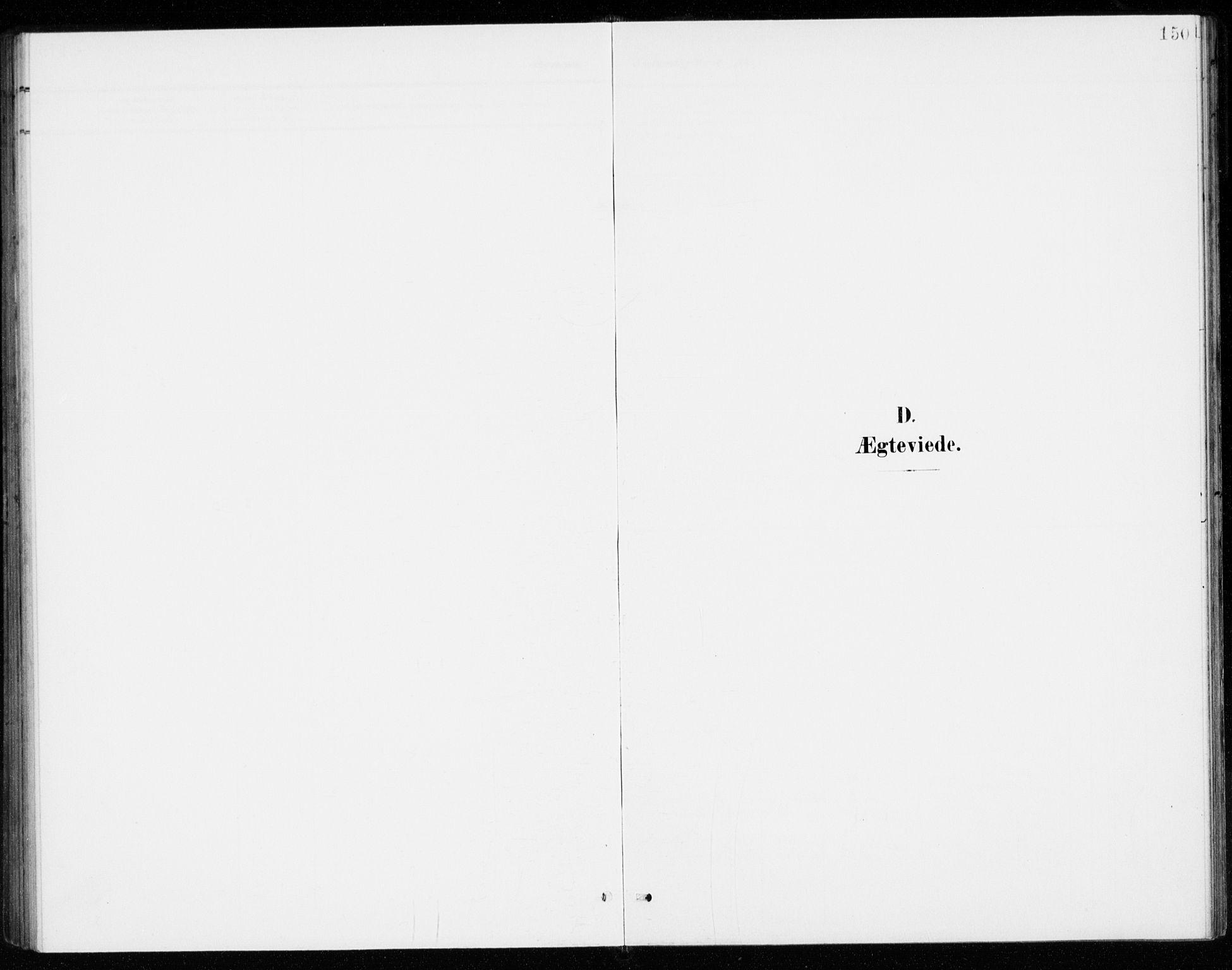 SAO, Gjerdrum prestekontor Kirkebøker, G/Gb/L0001: Klokkerbok nr. II 1, 1901-1944, s. 150