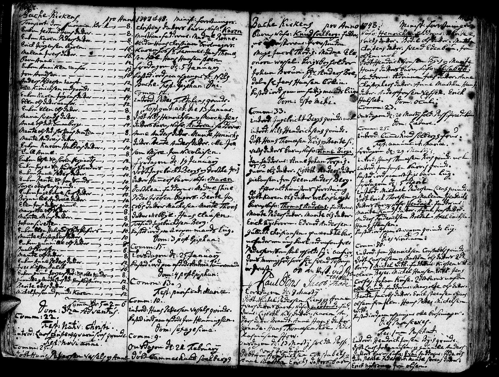 SAT, Ministerialprotokoller, klokkerbøker og fødselsregistre - Sør-Trøndelag, 606/L0276: Ministerialbok nr. 606A01 /2, 1727-1779, s. 68-69