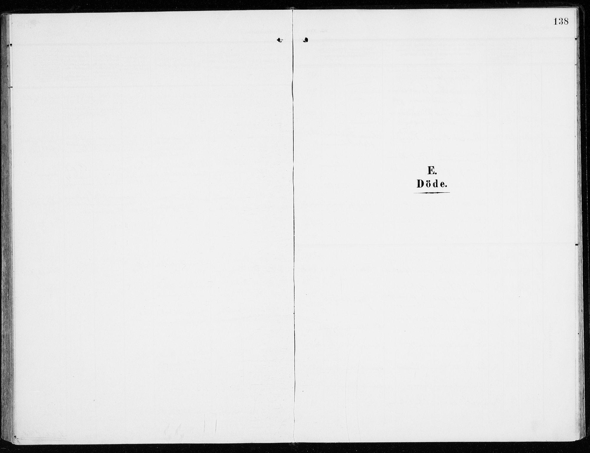 SAH, Sel prestekontor, Ministerialbok nr. 2, 1905-1919, s. 138