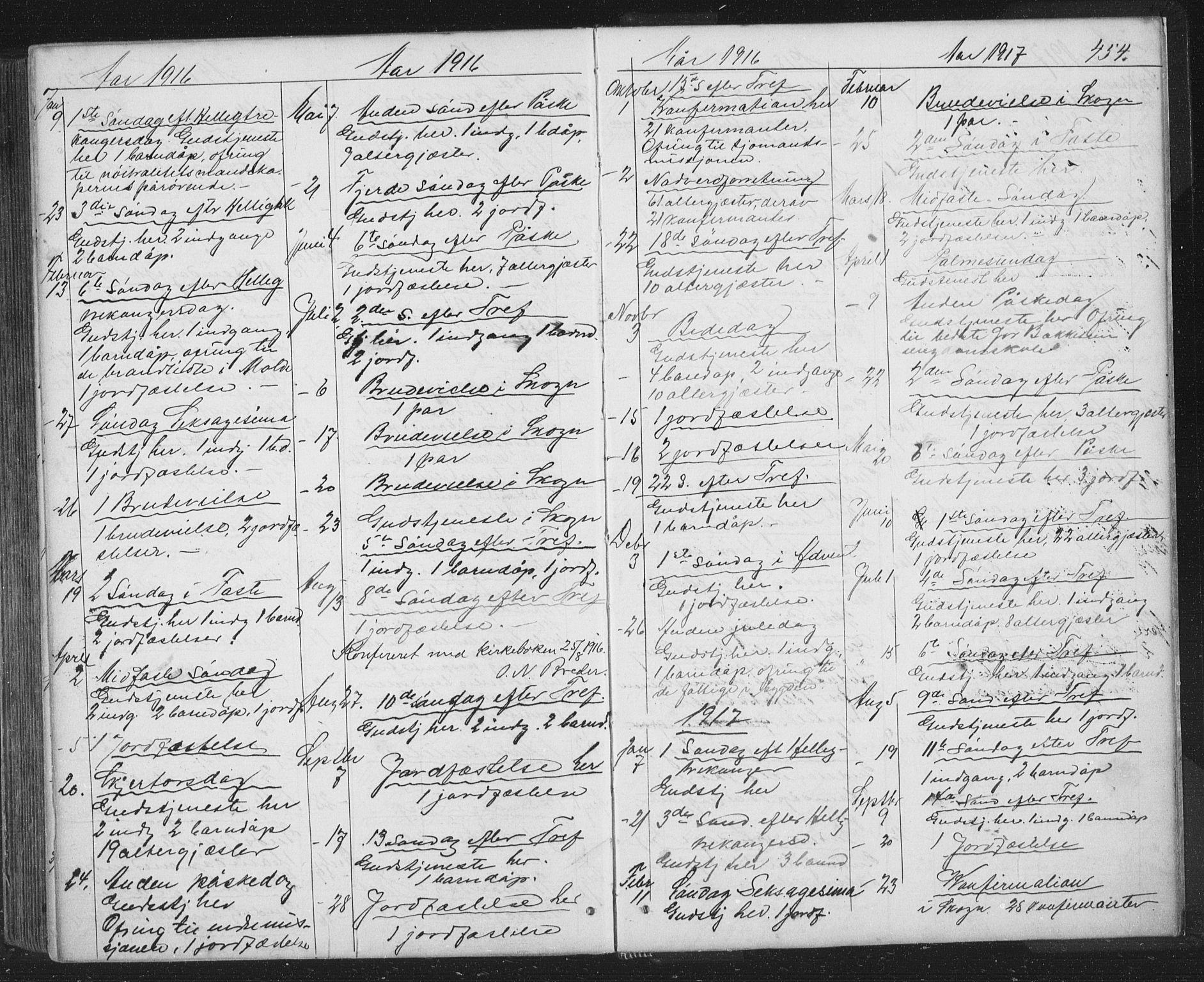 SAT, Ministerialprotokoller, klokkerbøker og fødselsregistre - Sør-Trøndelag, 667/L0798: Klokkerbok nr. 667C03, 1867-1929, s. 454
