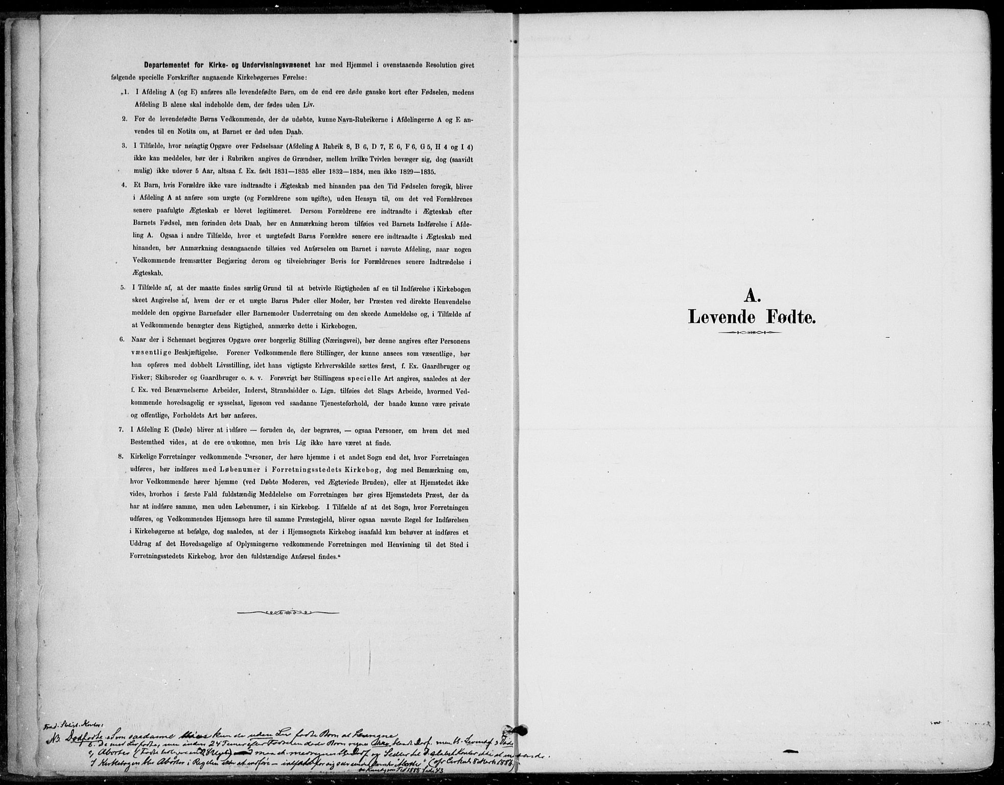 SAKO, Sigdal kirkebøker, F/Fb/L0001: Ministerialbok nr. II 1, 1888-1900