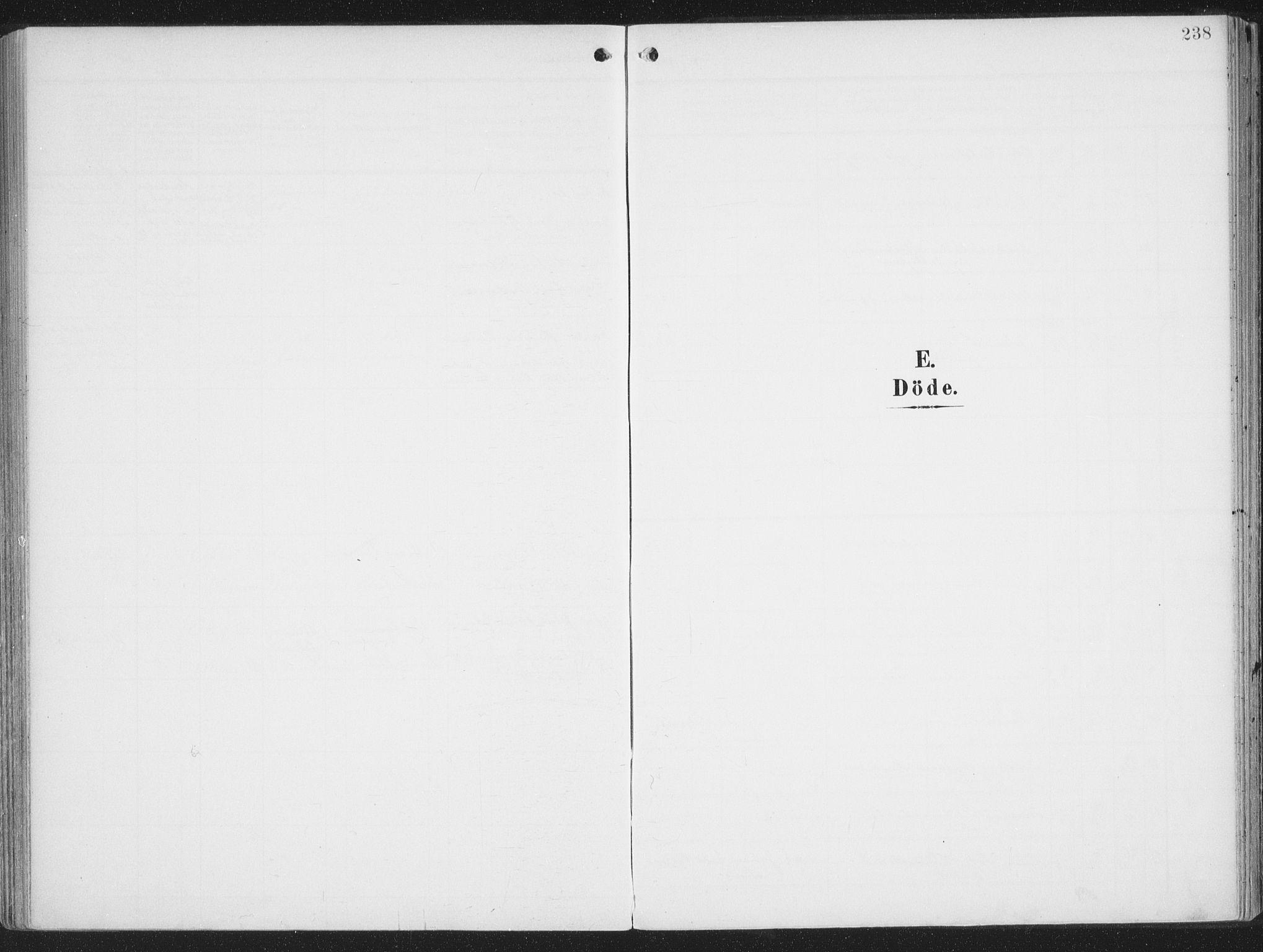SATØ, Alta sokneprestkontor, H/Ha/L0005.kirke: Ministerialbok nr. 5, 1904-1918, s. 238