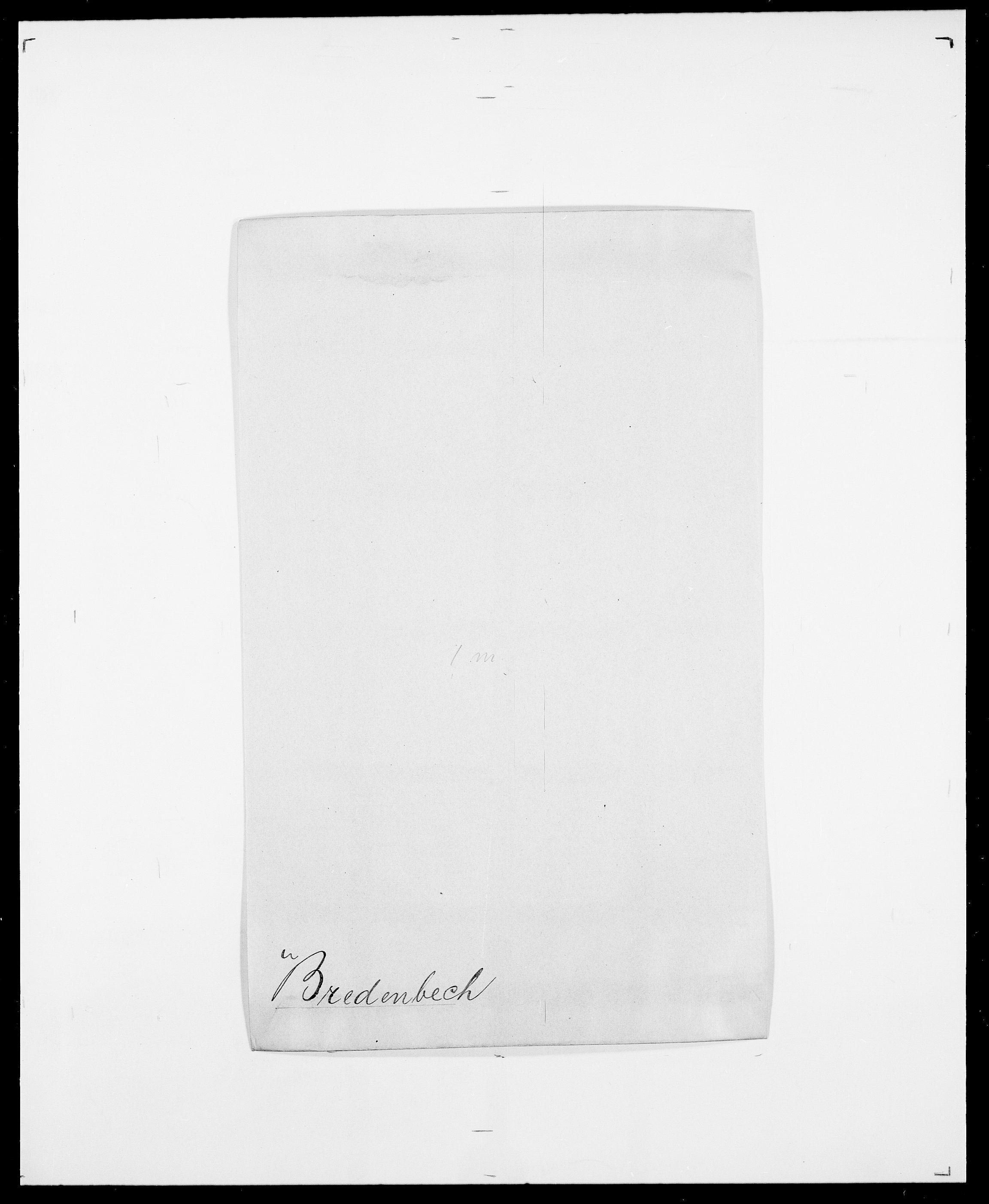 SAO, Delgobe, Charles Antoine - samling, D/Da/L0006: Brambani - Brønø, s. 251