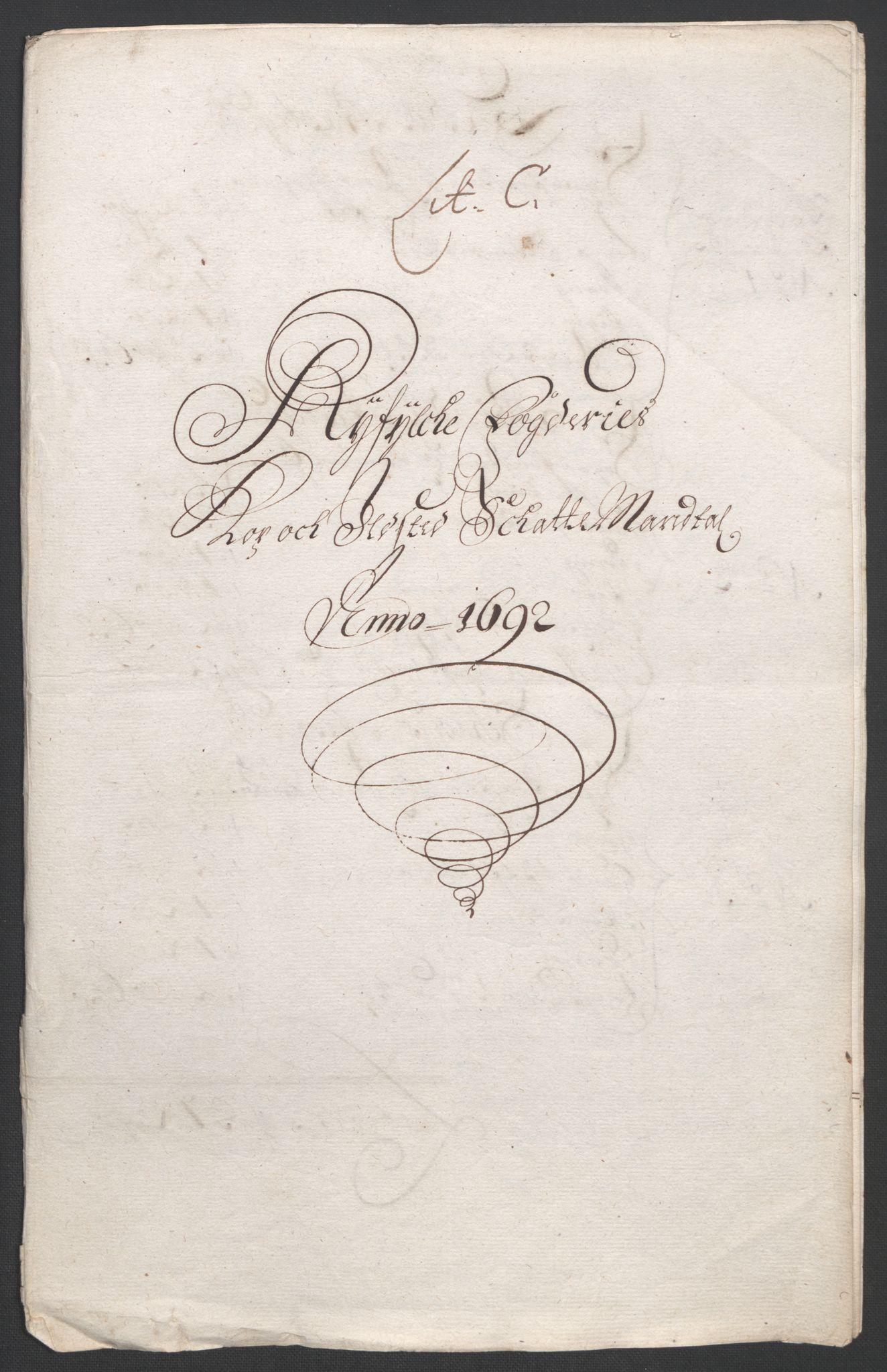 RA, Rentekammeret inntil 1814, Reviderte regnskaper, Fogderegnskap, R47/L2856: Fogderegnskap Ryfylke, 1689-1693, s. 457