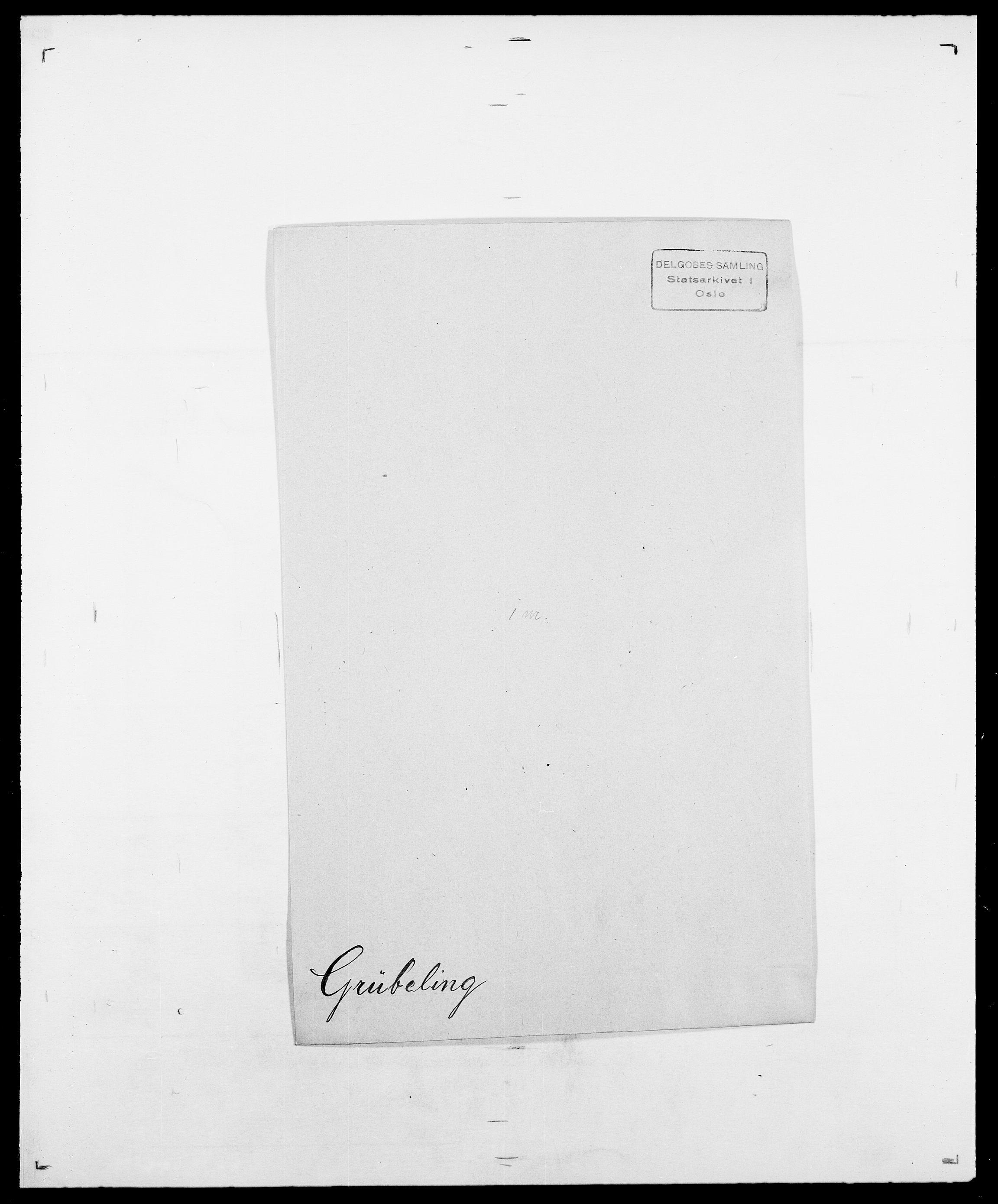 SAO, Delgobe, Charles Antoine - samling, D/Da/L0015: Grodtshilling - Halvorsæth, s. 121