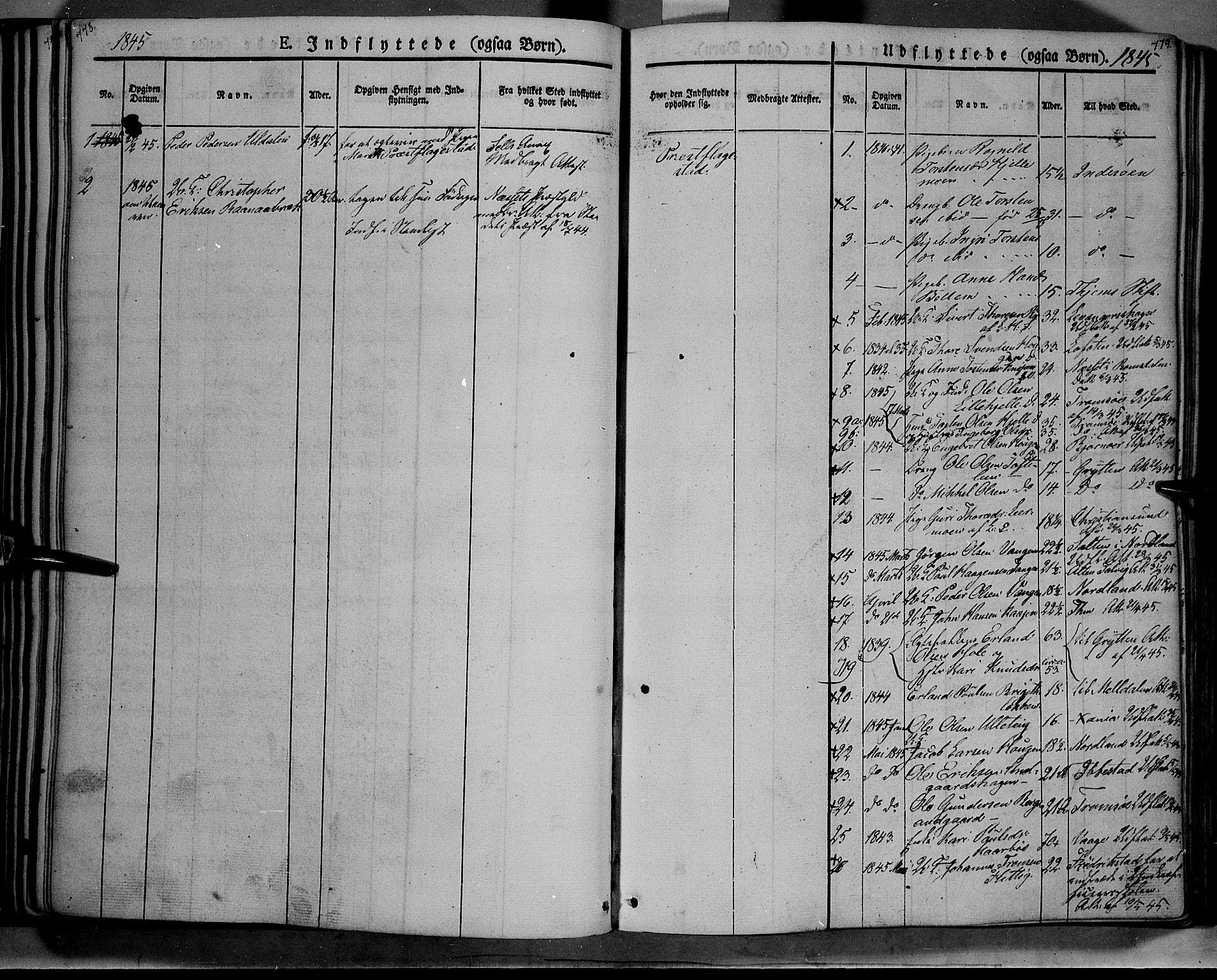 SAH, Lesja prestekontor, Ministerialbok nr. 6B, 1843-1854, s. 778-779