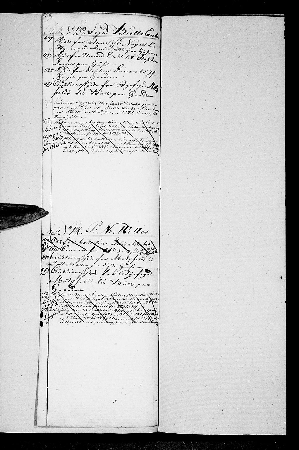 SAT, Molde byfogd, 2/2A/L0001: Panteregister nr. 1, 1790-1823, s. 68