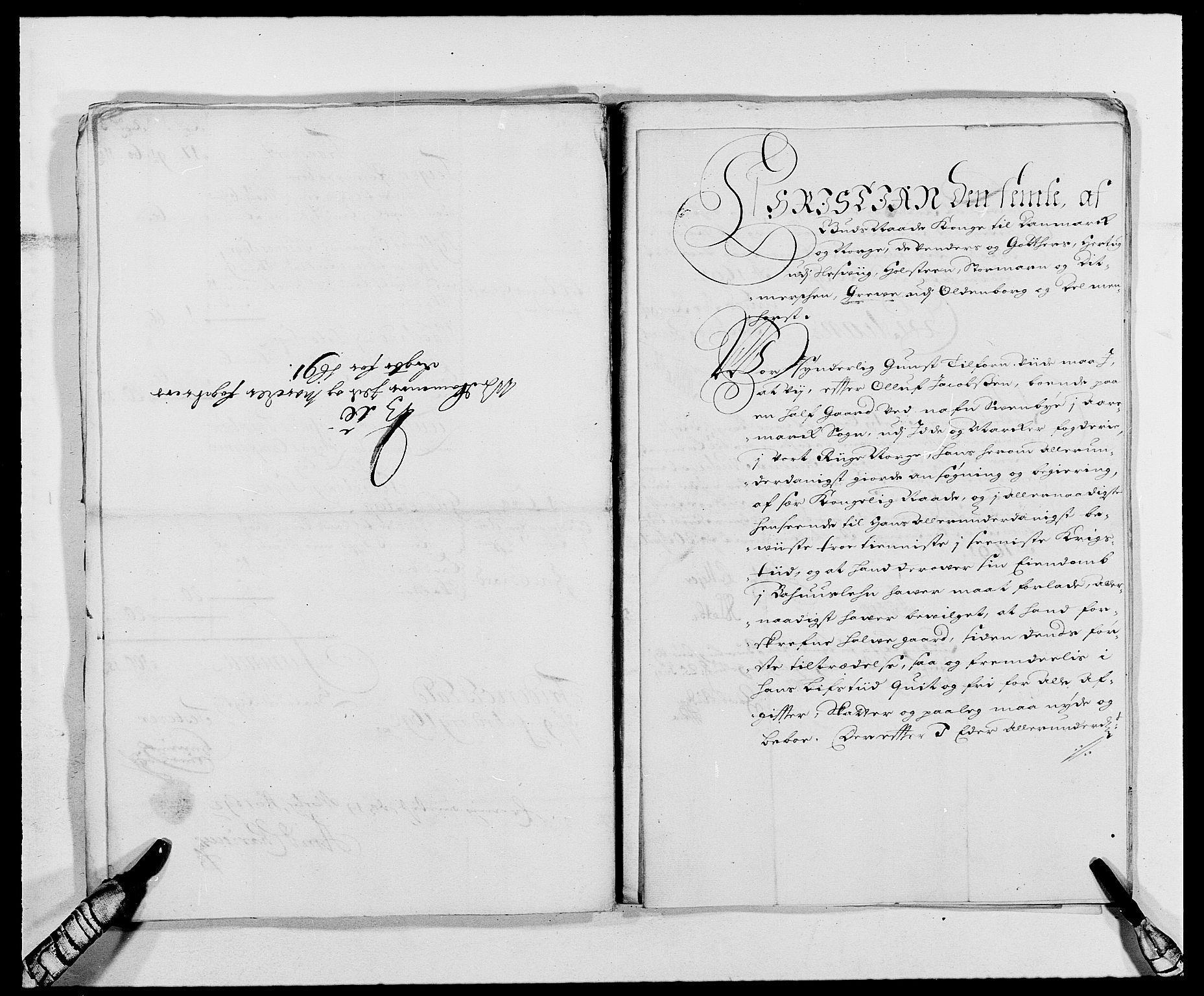 RA, Rentekammeret inntil 1814, Reviderte regnskaper, Fogderegnskap, R01/L0010: Fogderegnskap Idd og Marker, 1690-1691, s. 84