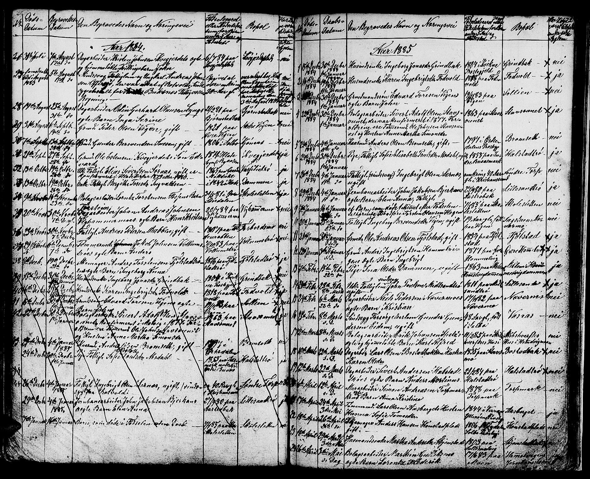 SAT, Ministerialprotokoller, klokkerbøker og fødselsregistre - Sør-Trøndelag, 616/L0422: Klokkerbok nr. 616C05, 1850-1888, s. 172
