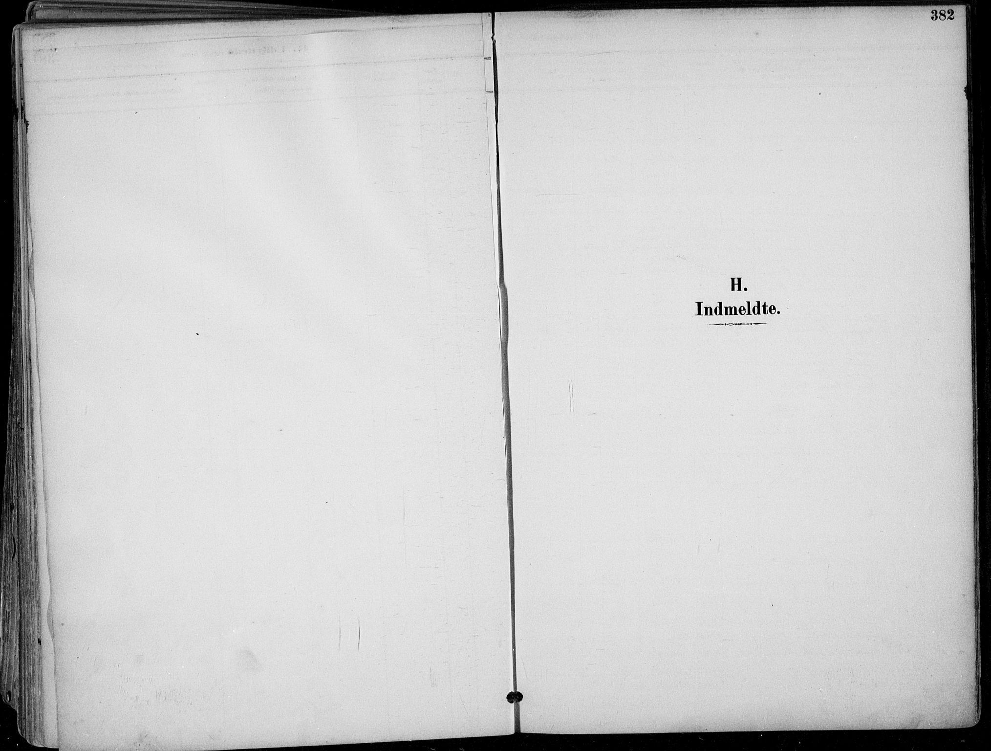 SAKO, Skien kirkebøker, F/Fa/L0010: Ministerialbok nr. 10, 1891-1899, s. 382