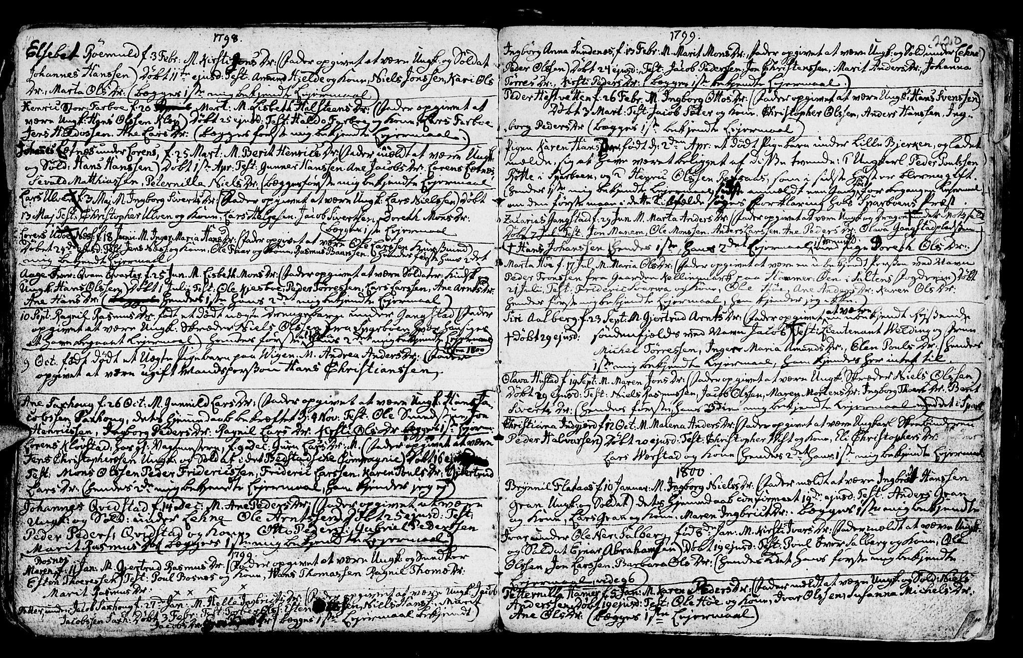 SAT, Ministerialprotokoller, klokkerbøker og fødselsregistre - Nord-Trøndelag, 730/L0273: Ministerialbok nr. 730A02, 1762-1802, s. 220