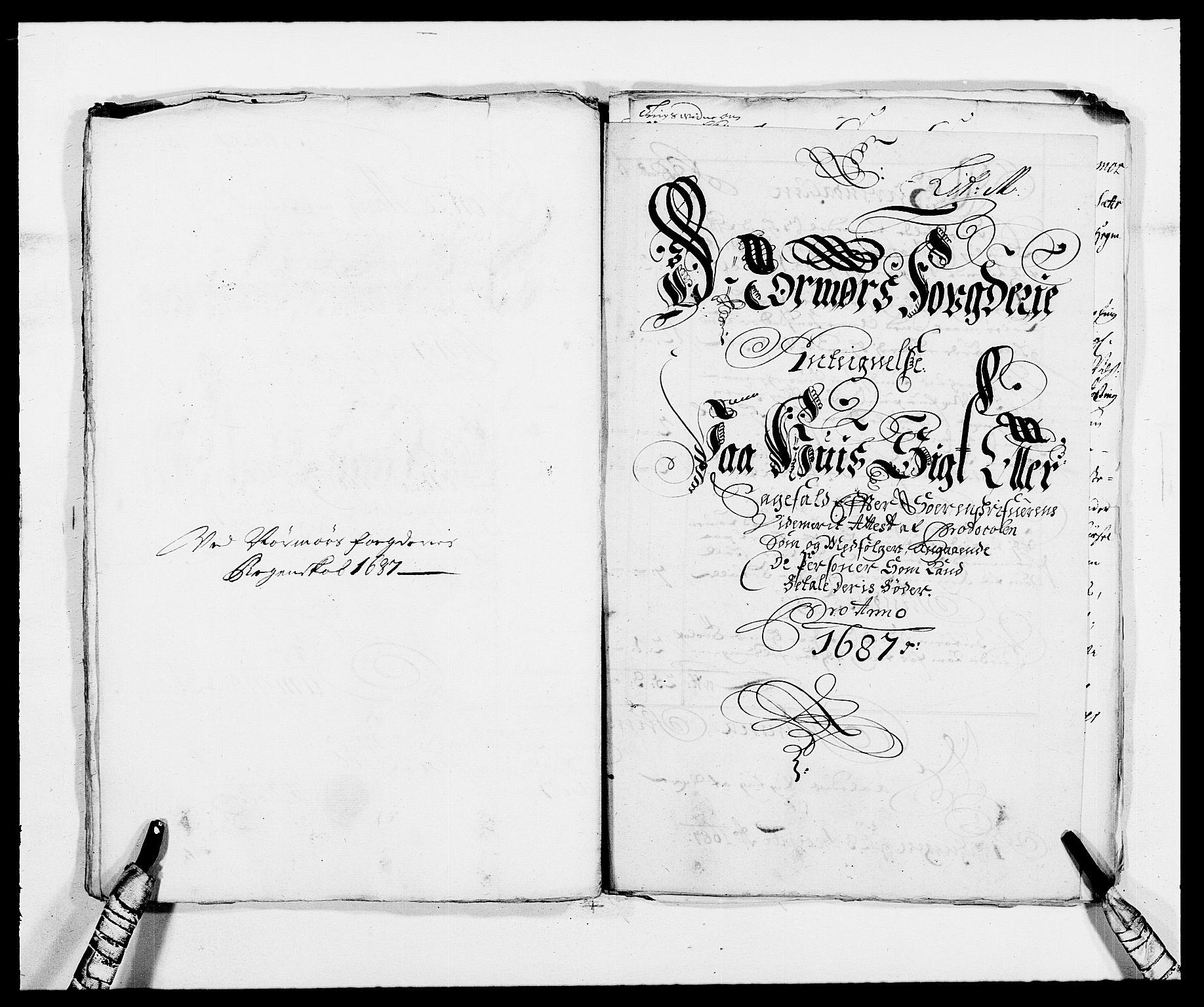 RA, Rentekammeret inntil 1814, Reviderte regnskaper, Fogderegnskap, R56/L3733: Fogderegnskap Nordmøre, 1687-1689, s. 109