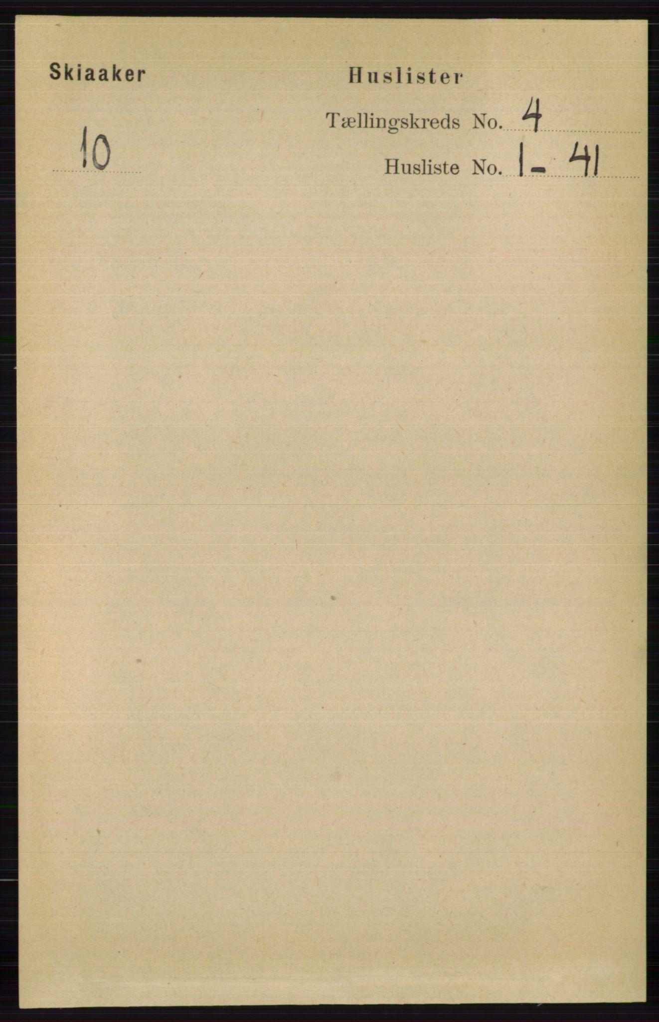 RA, Folketelling 1891 for 0513 Skjåk herred, 1891, s. 1295