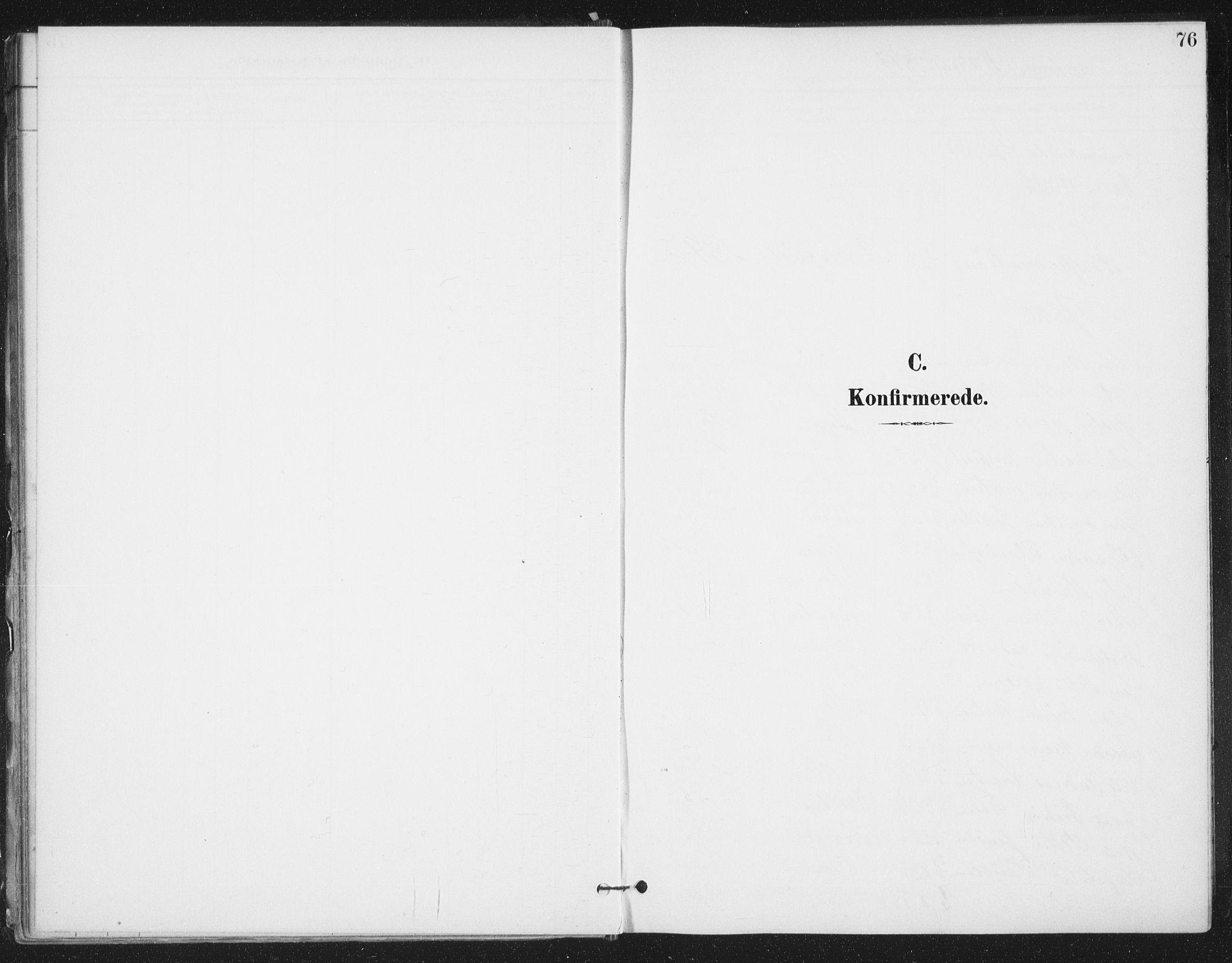 SAT, Ministerialprotokoller, klokkerbøker og fødselsregistre - Sør-Trøndelag, 658/L0723: Ministerialbok nr. 658A02, 1897-1912, s. 76