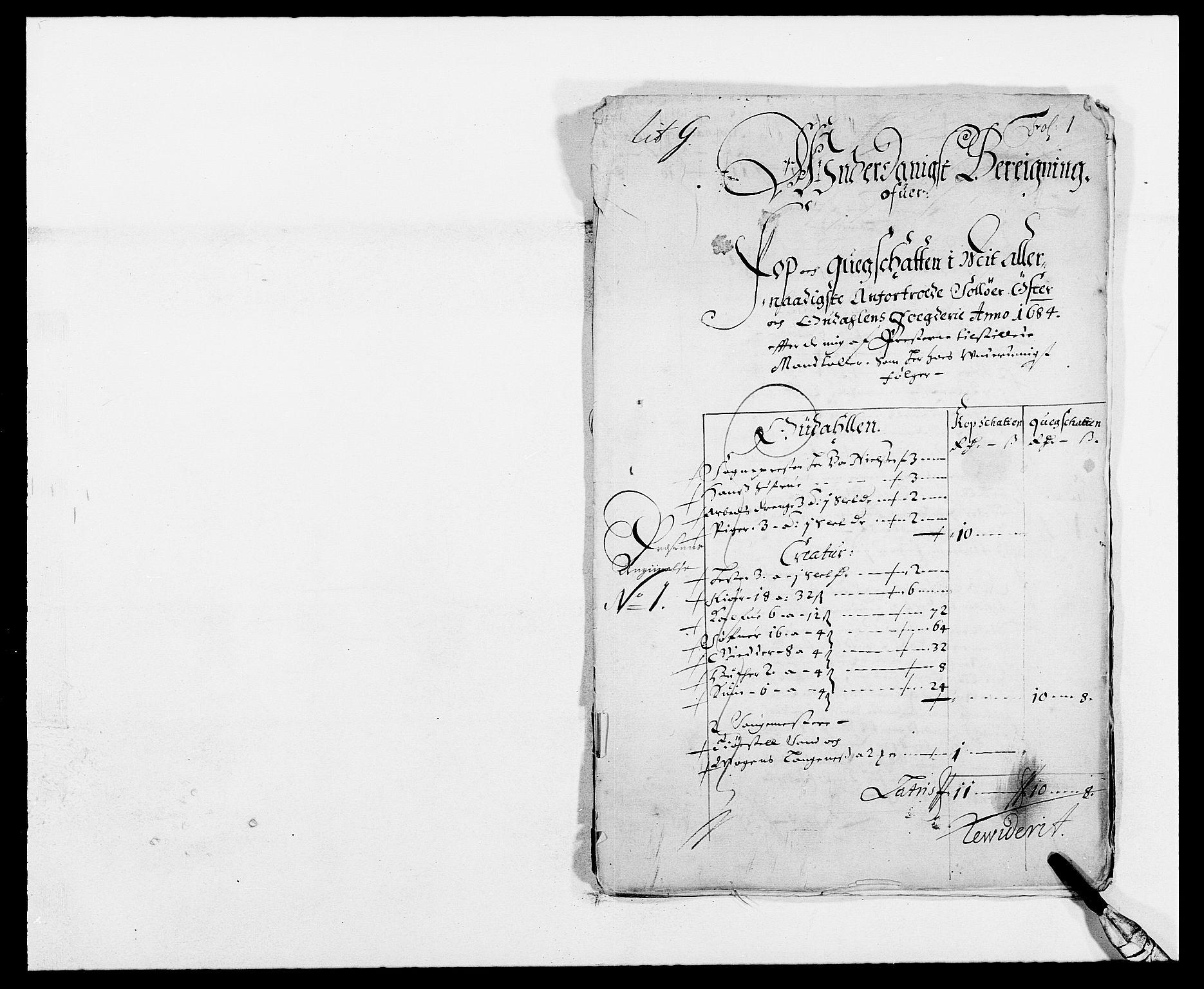 RA, Rentekammeret inntil 1814, Reviderte regnskaper, Fogderegnskap, R13/L0821: Fogderegnskap Solør, Odal og Østerdal, 1684, s. 241