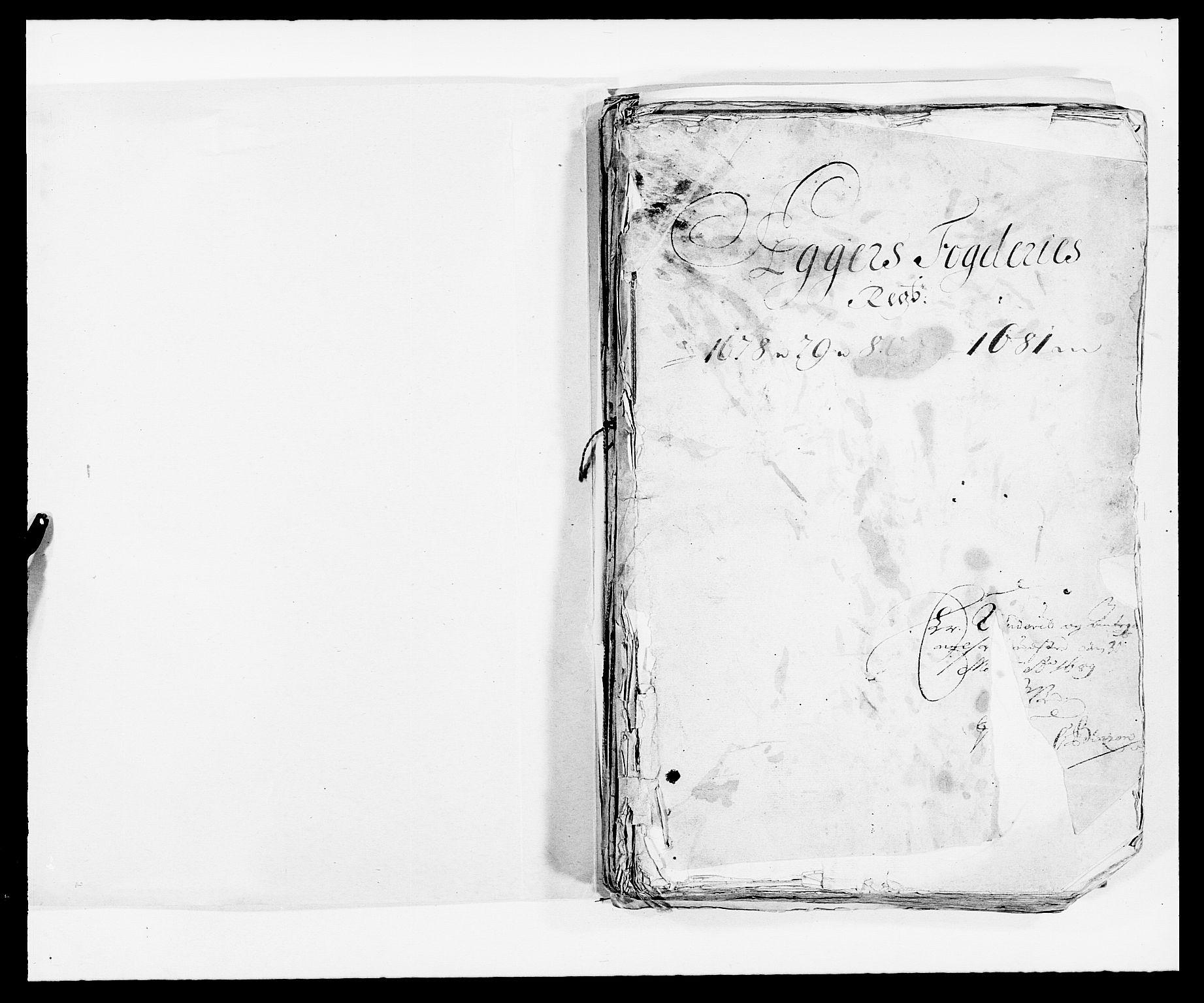 RA, Rentekammeret inntil 1814, Reviderte regnskaper, Fogderegnskap, R08/L0416: Fogderegnskap Aker, 1678-1681, s. 2