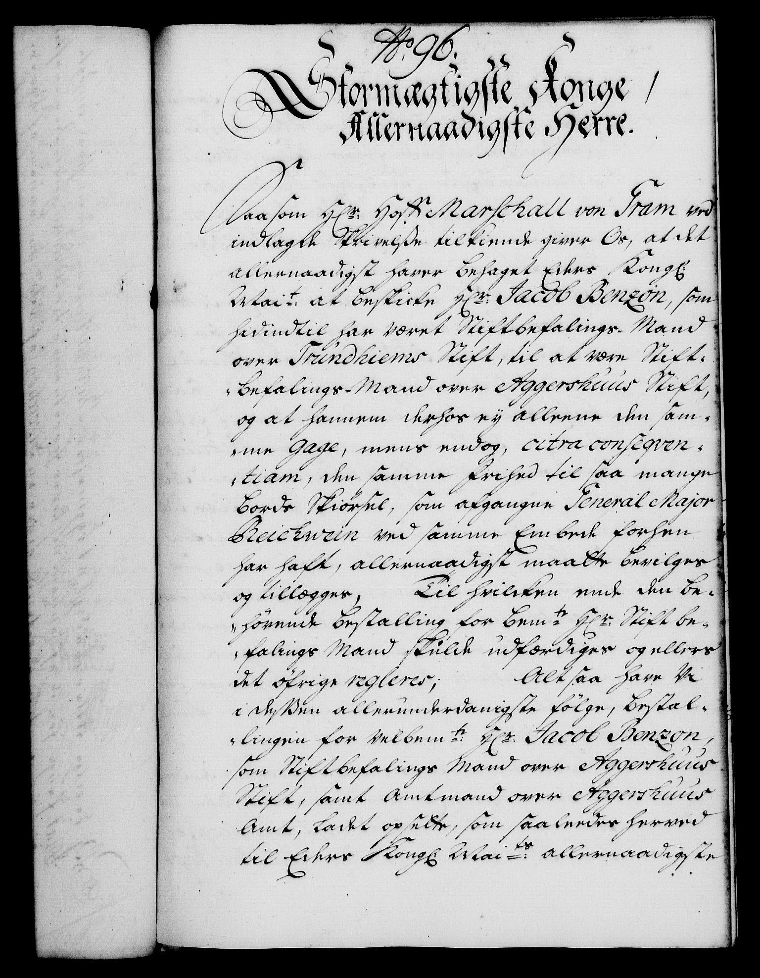 RA, Rentekammeret, Kammerkanselliet, G/Gf/Gfa/L0018: Norsk relasjons- og resolusjonsprotokoll (merket RK 52.18), 1735, s. 618