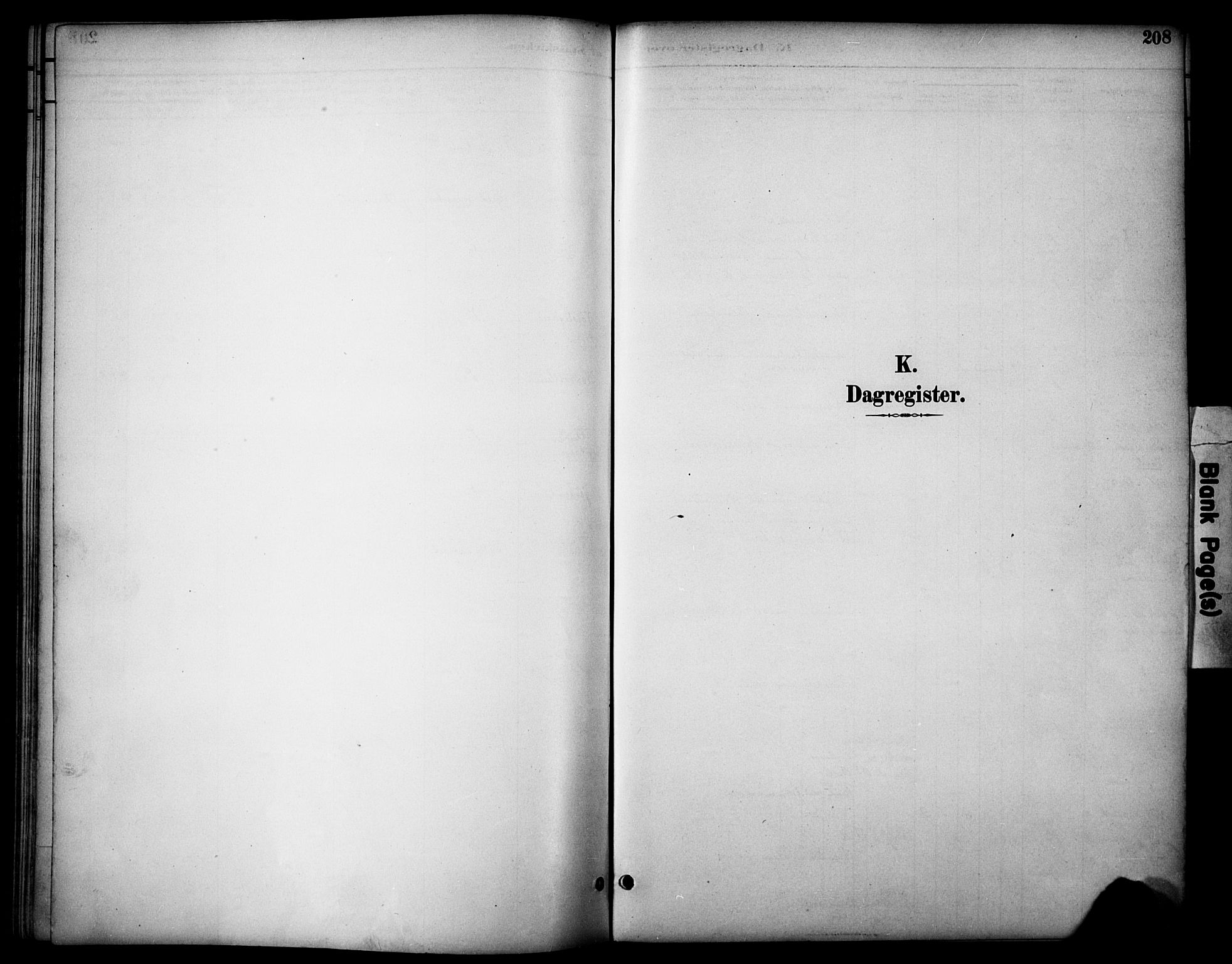 SAH, Dovre prestekontor, Ministerialbok nr. 3, 1891-1901, s. 208