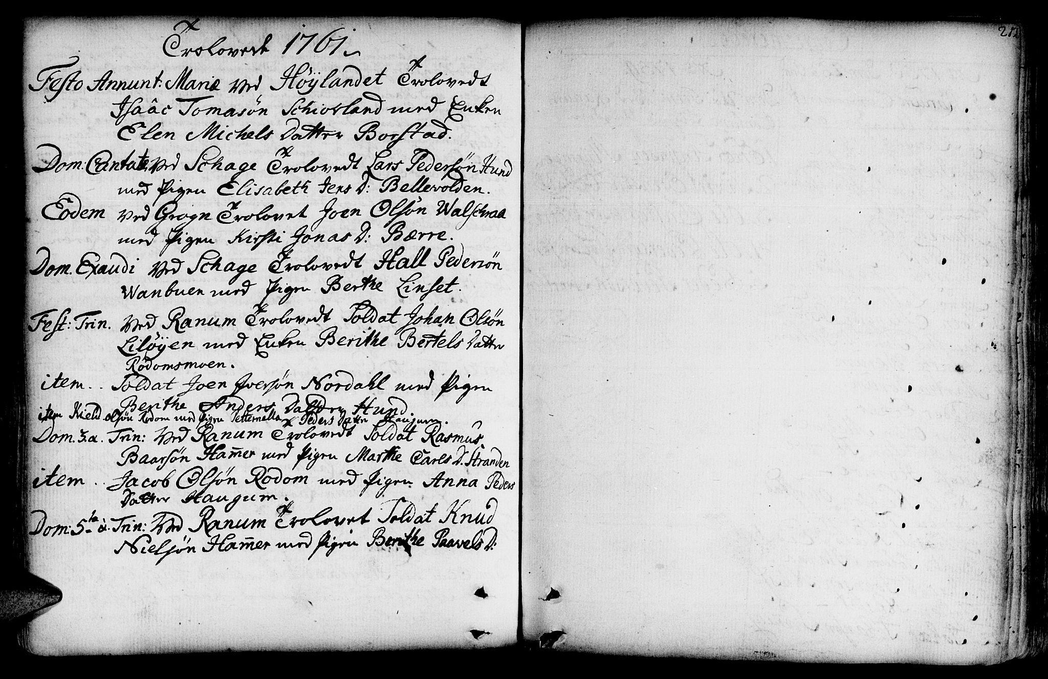 SAT, Ministerialprotokoller, klokkerbøker og fødselsregistre - Nord-Trøndelag, 764/L0542: Ministerialbok nr. 764A02, 1748-1779, s. 213