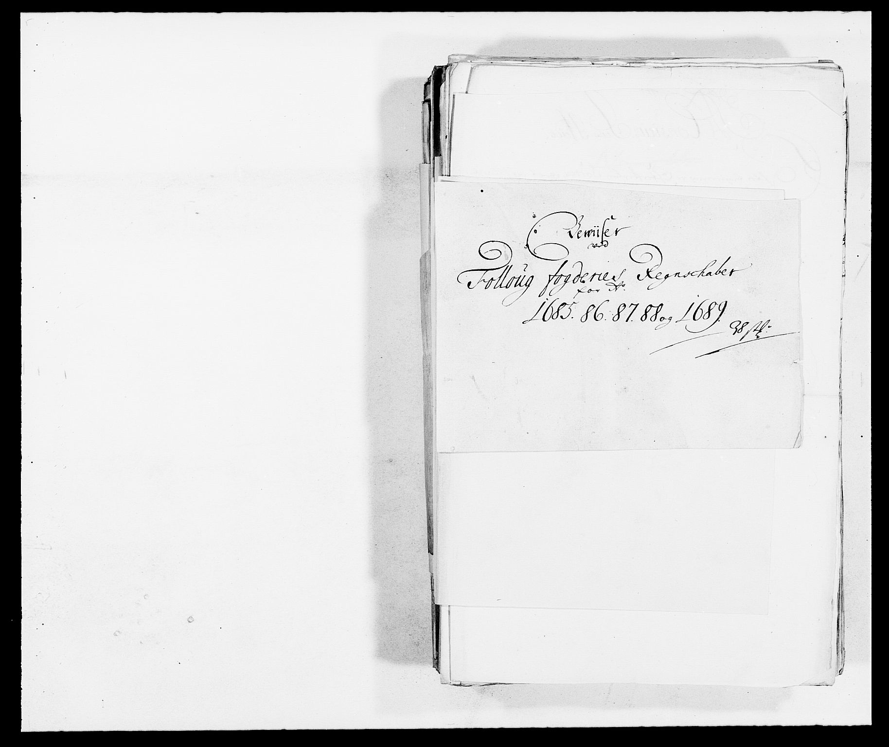 RA, Rentekammeret inntil 1814, Reviderte regnskaper, Fogderegnskap, R09/L0436: Fogderegnskap Follo, 1685-1691, s. 52