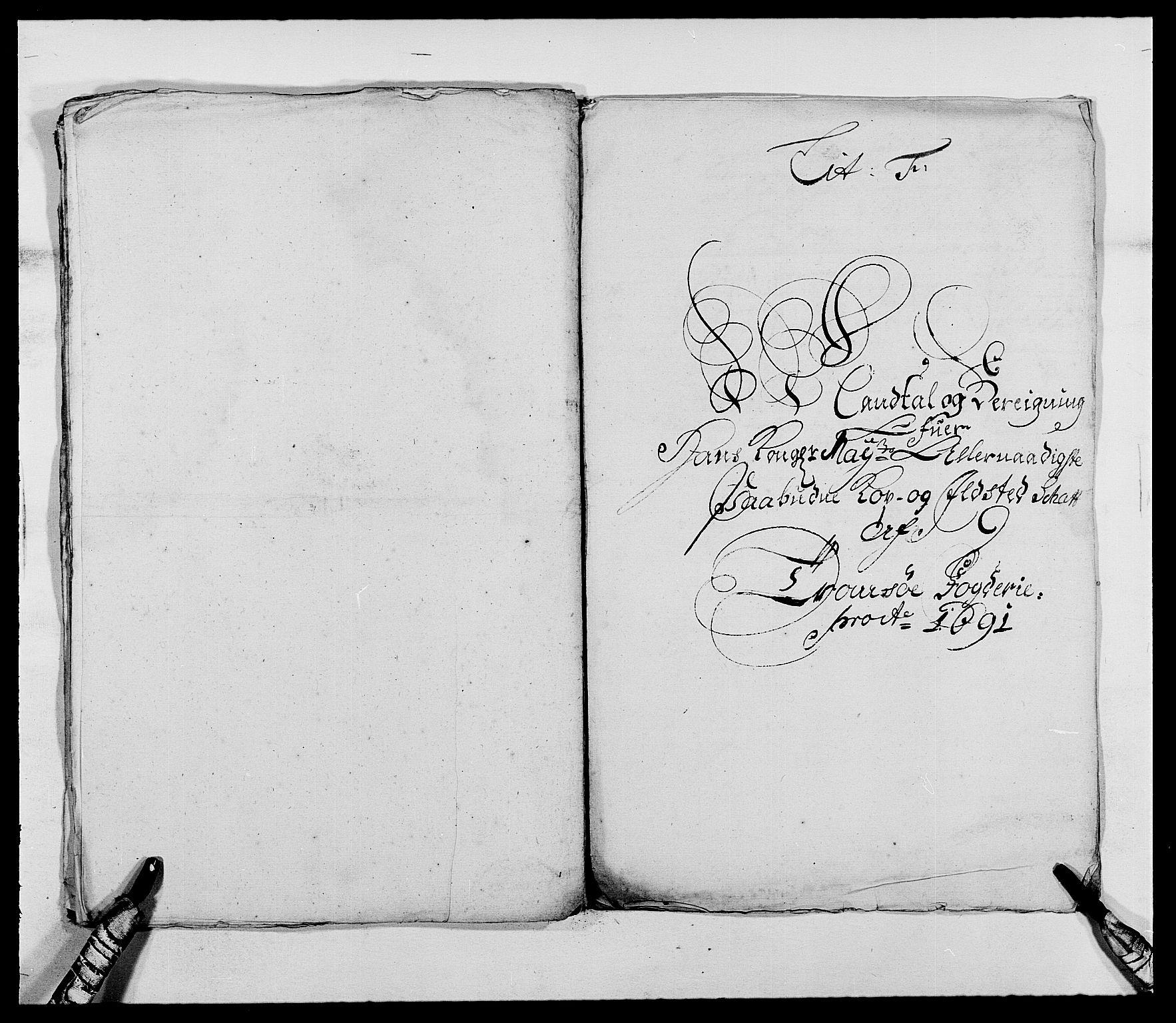 RA, Rentekammeret inntil 1814, Reviderte regnskaper, Fogderegnskap, R68/L4751: Fogderegnskap Senja og Troms, 1690-1693, s. 118