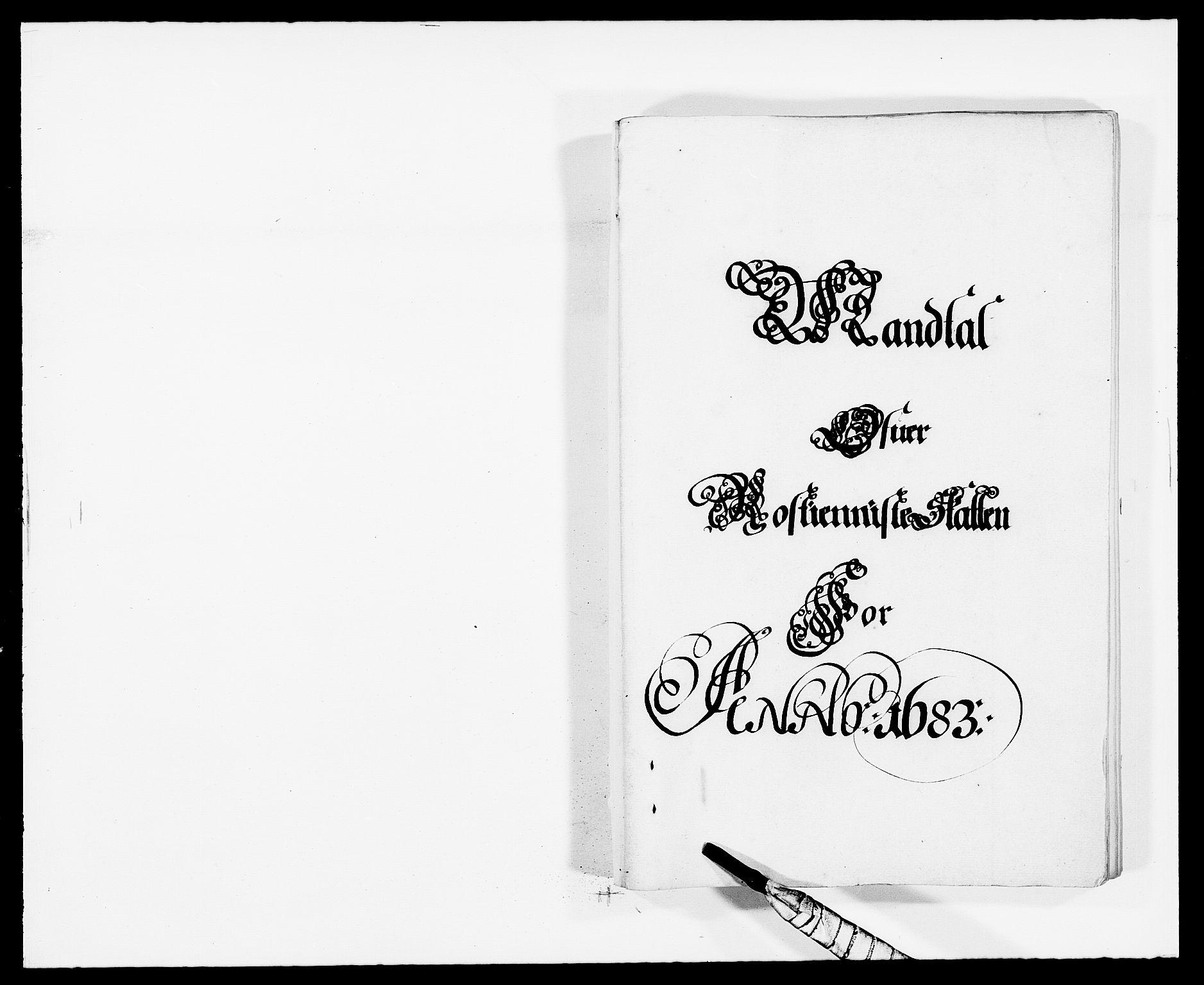 RA, Rentekammeret inntil 1814, Reviderte regnskaper, Fogderegnskap, R32/L1853: Fogderegnskap Jarlsberg grevskap, 1683, s. 6