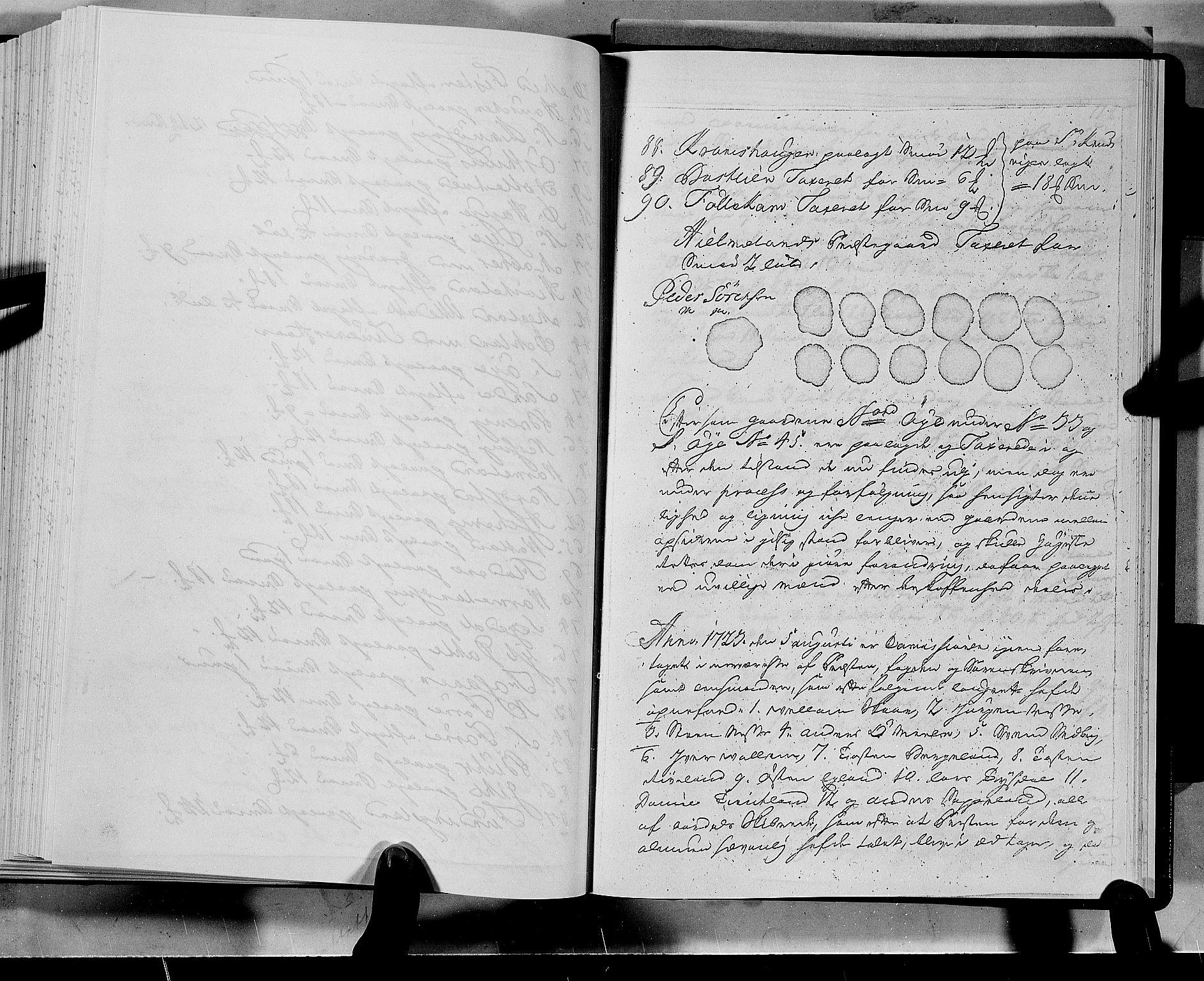 RA, Rentekammeret inntil 1814, Realistisk ordnet avdeling, N/Nb/Nbf/L0133a: Ryfylke eksaminasjonsprotokoll, 1723, s. 113b