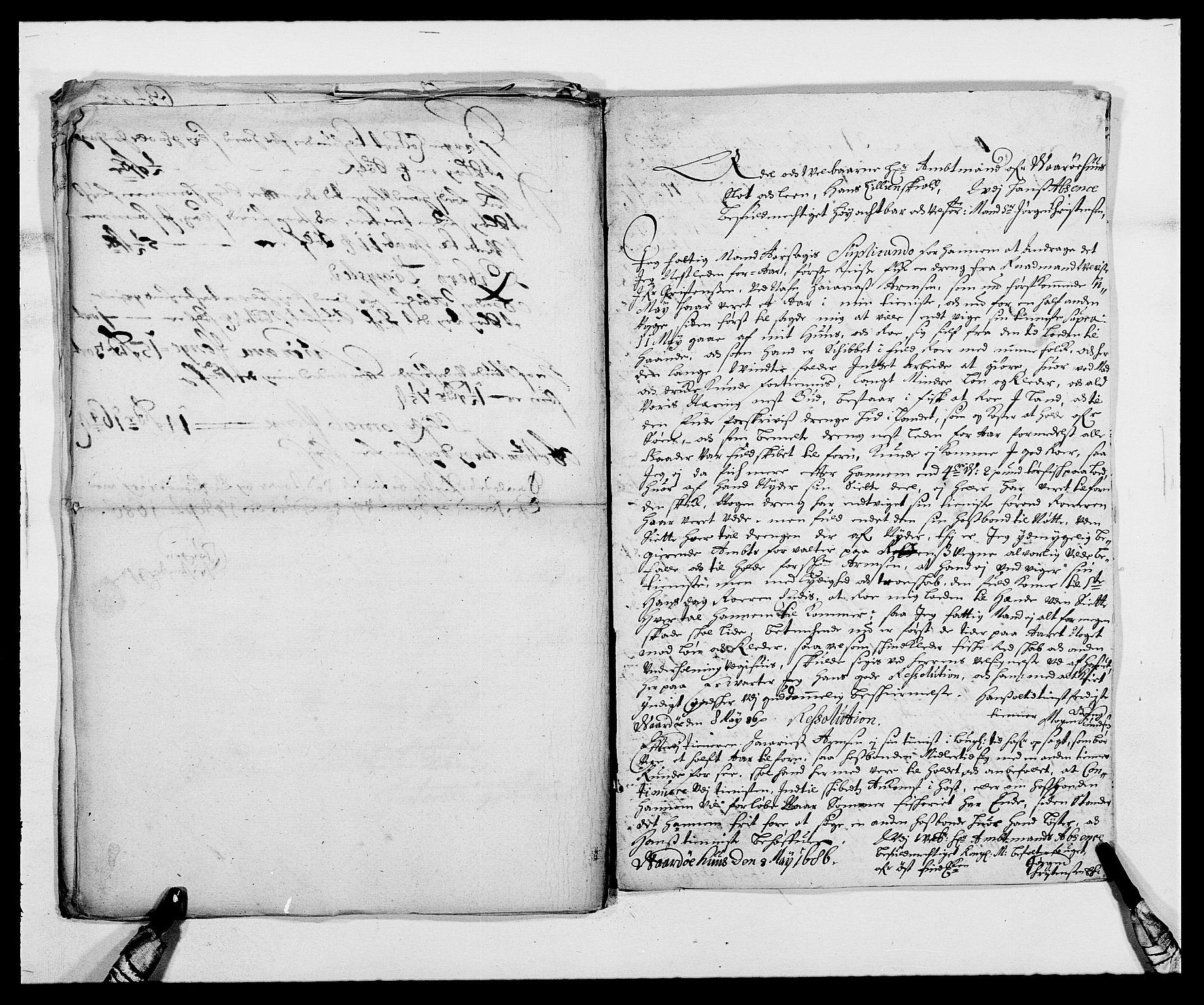 RA, Rentekammeret inntil 1814, Reviderte regnskaper, Fogderegnskap, R69/L4850: Fogderegnskap Finnmark/Vardøhus, 1680-1690, s. 59