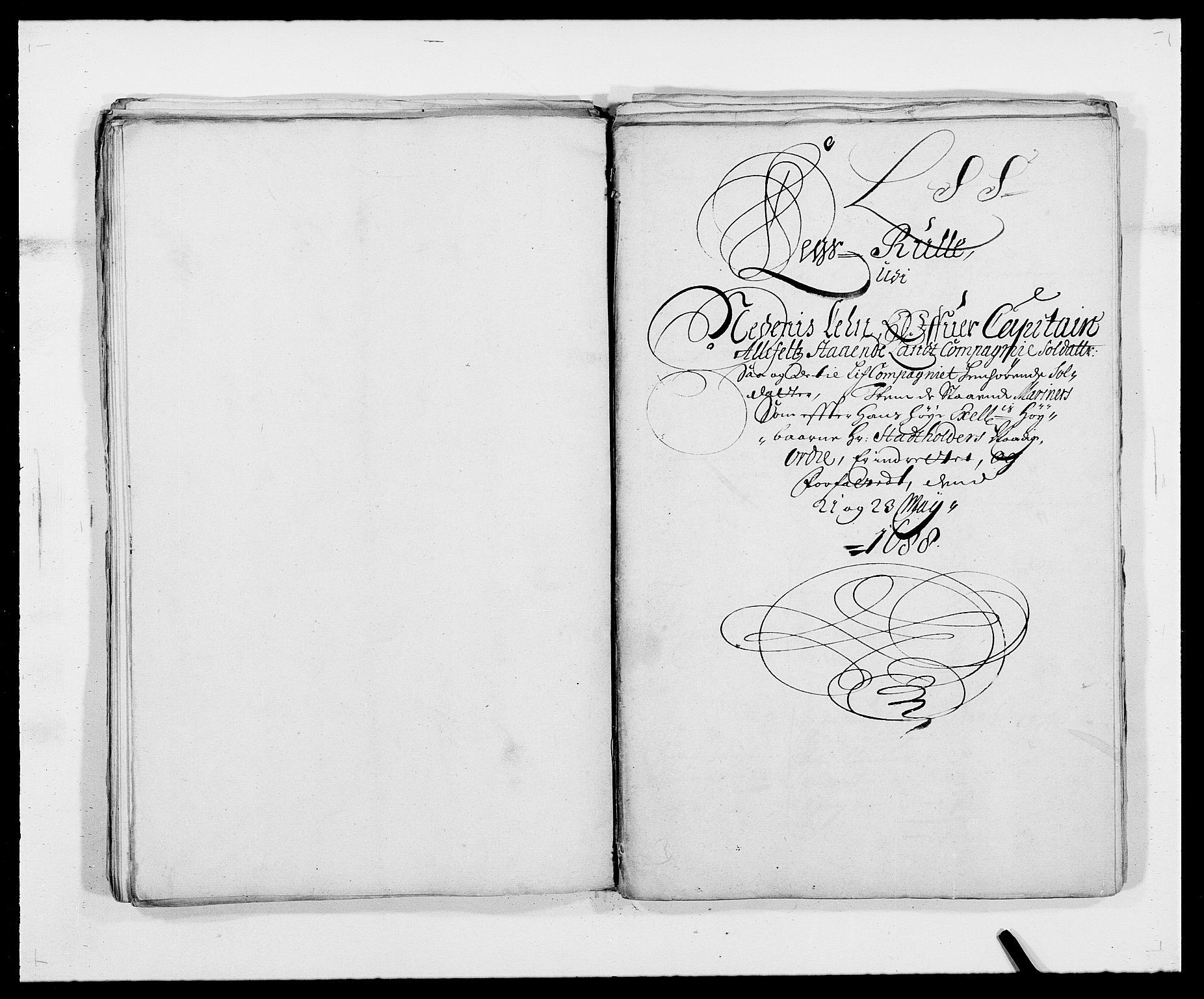 RA, Rentekammeret inntil 1814, Reviderte regnskaper, Fogderegnskap, R39/L2309: Fogderegnskap Nedenes, 1684-1689, s. 200