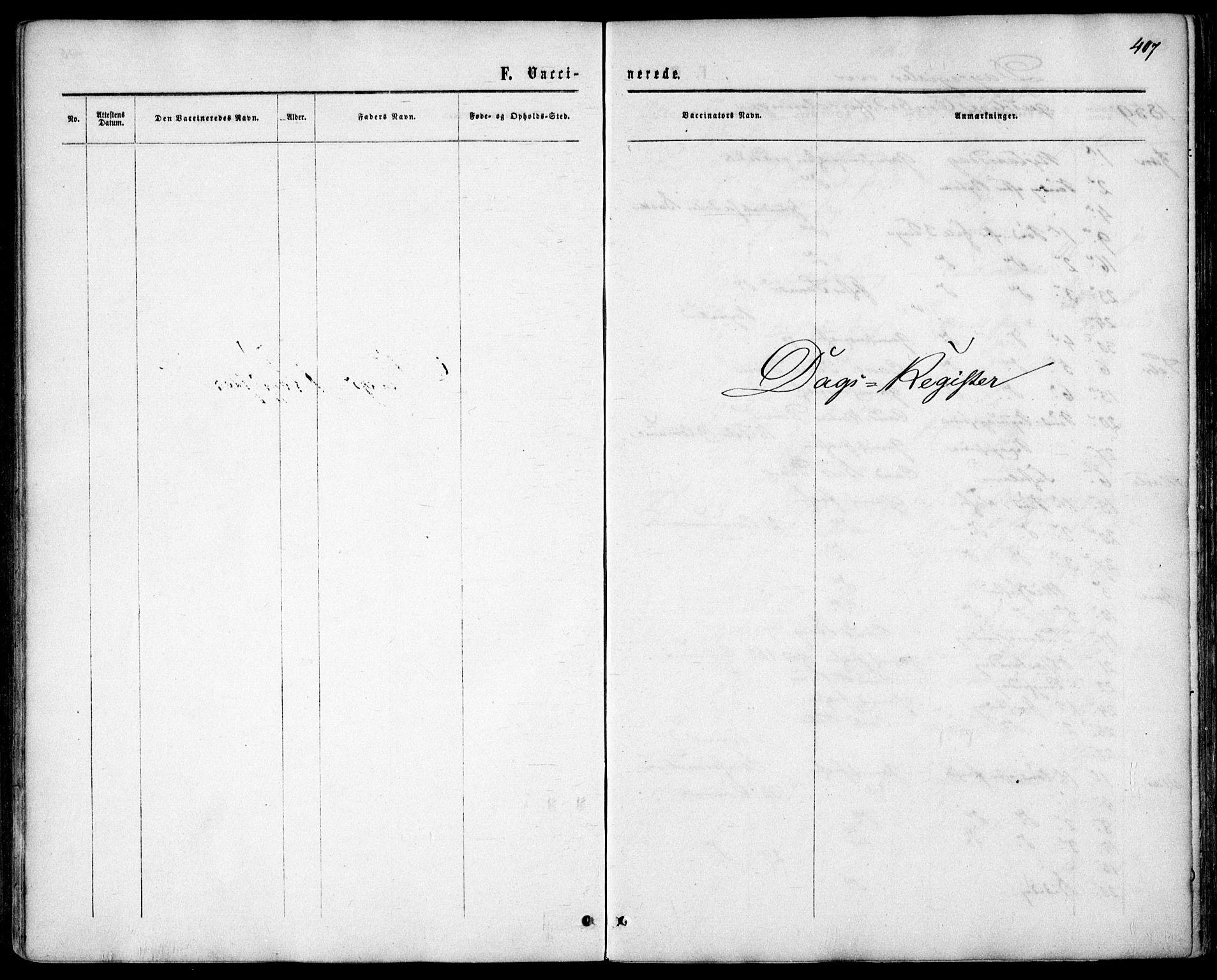 SAO, Garnisonsmenigheten Kirkebøker, F/Fa/L0010: Ministerialbok nr. 10, 1859-1869