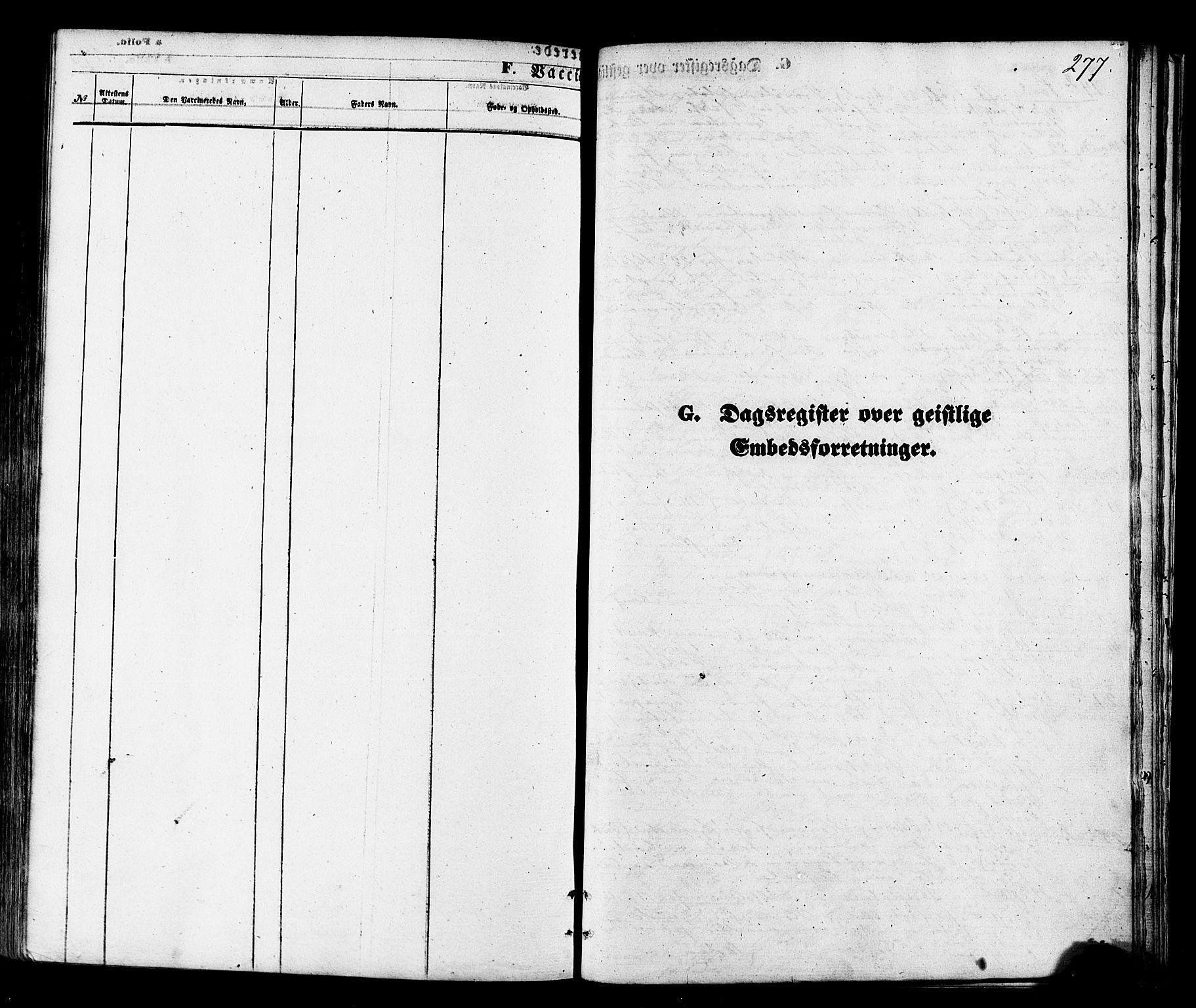 SATØ, Talvik sokneprestkontor, H/Ha/L0011kirke: Ministerialbok nr. 11, 1864-1877, s. 277