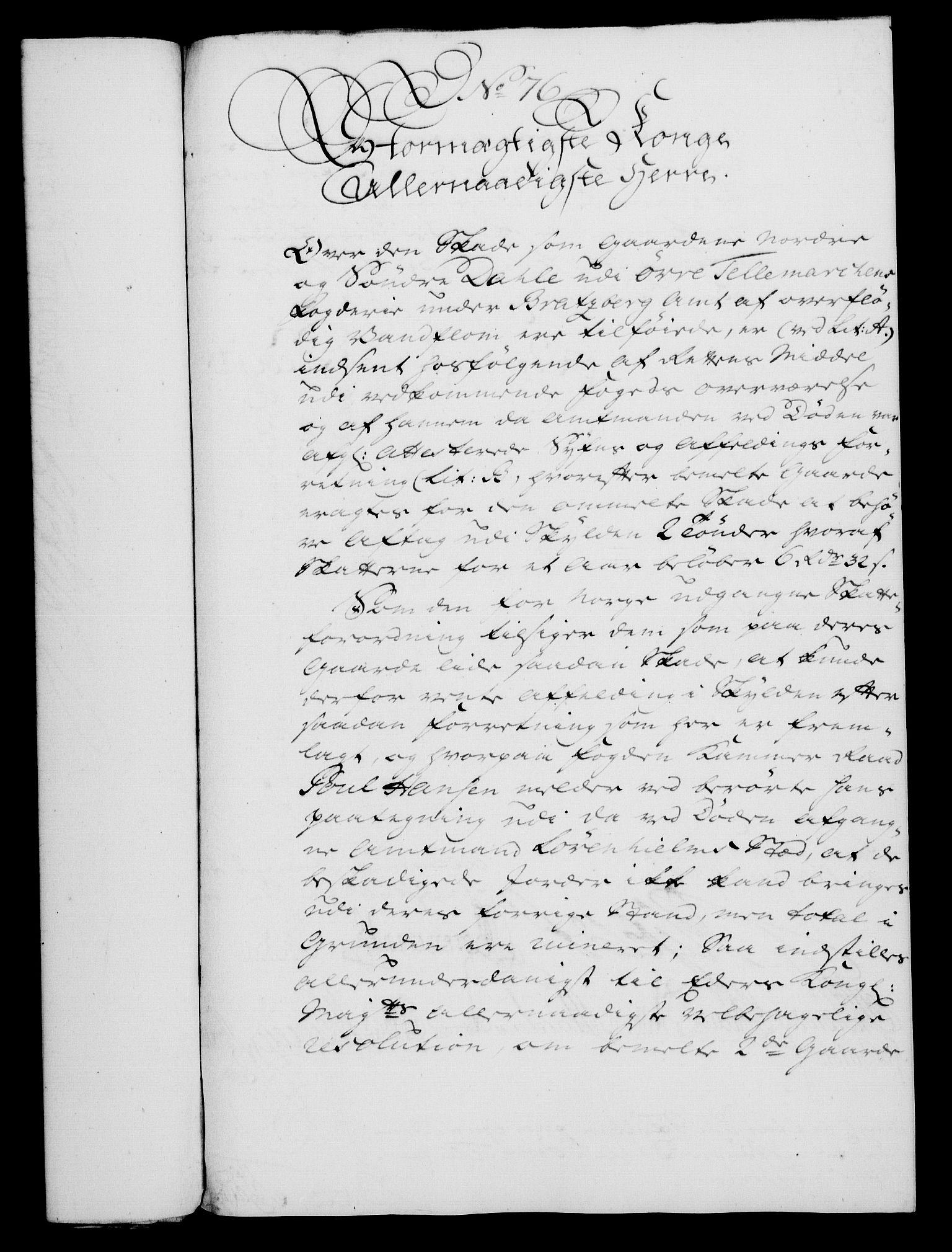RA, Rentekammeret, Kammerkanselliet, G/Gf/Gfa/L0046: Norsk relasjons- og resolusjonsprotokoll (merket RK 52.46), 1764, s. 320