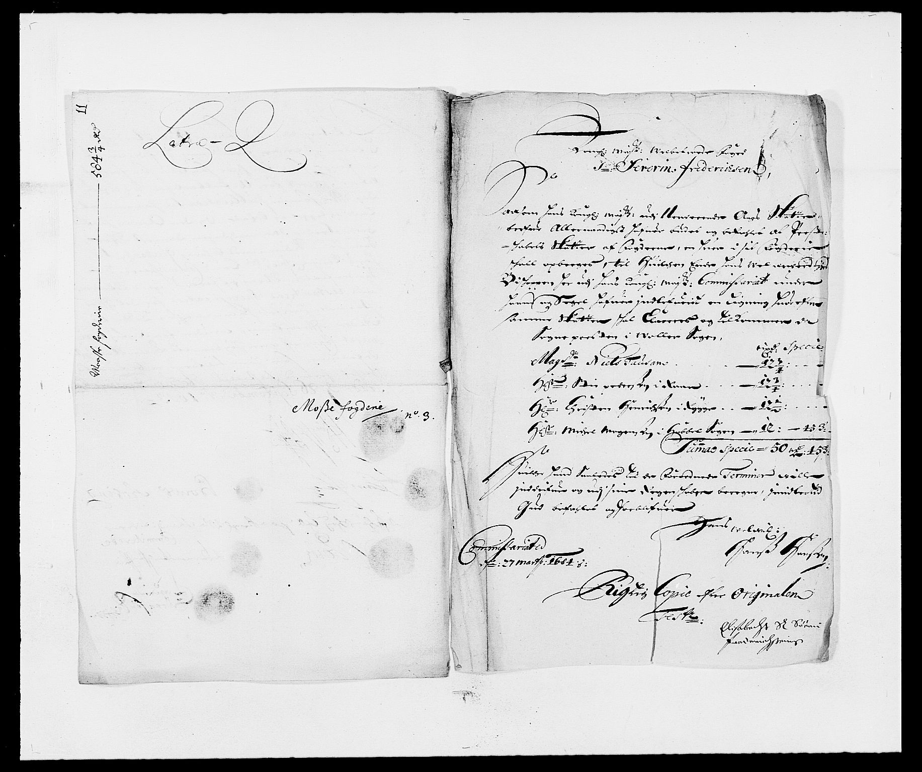 RA, Rentekammeret inntil 1814, Reviderte regnskaper, Fogderegnskap, R02/L0103: Fogderegnskap Moss og Verne kloster, 1682-1684, s. 544