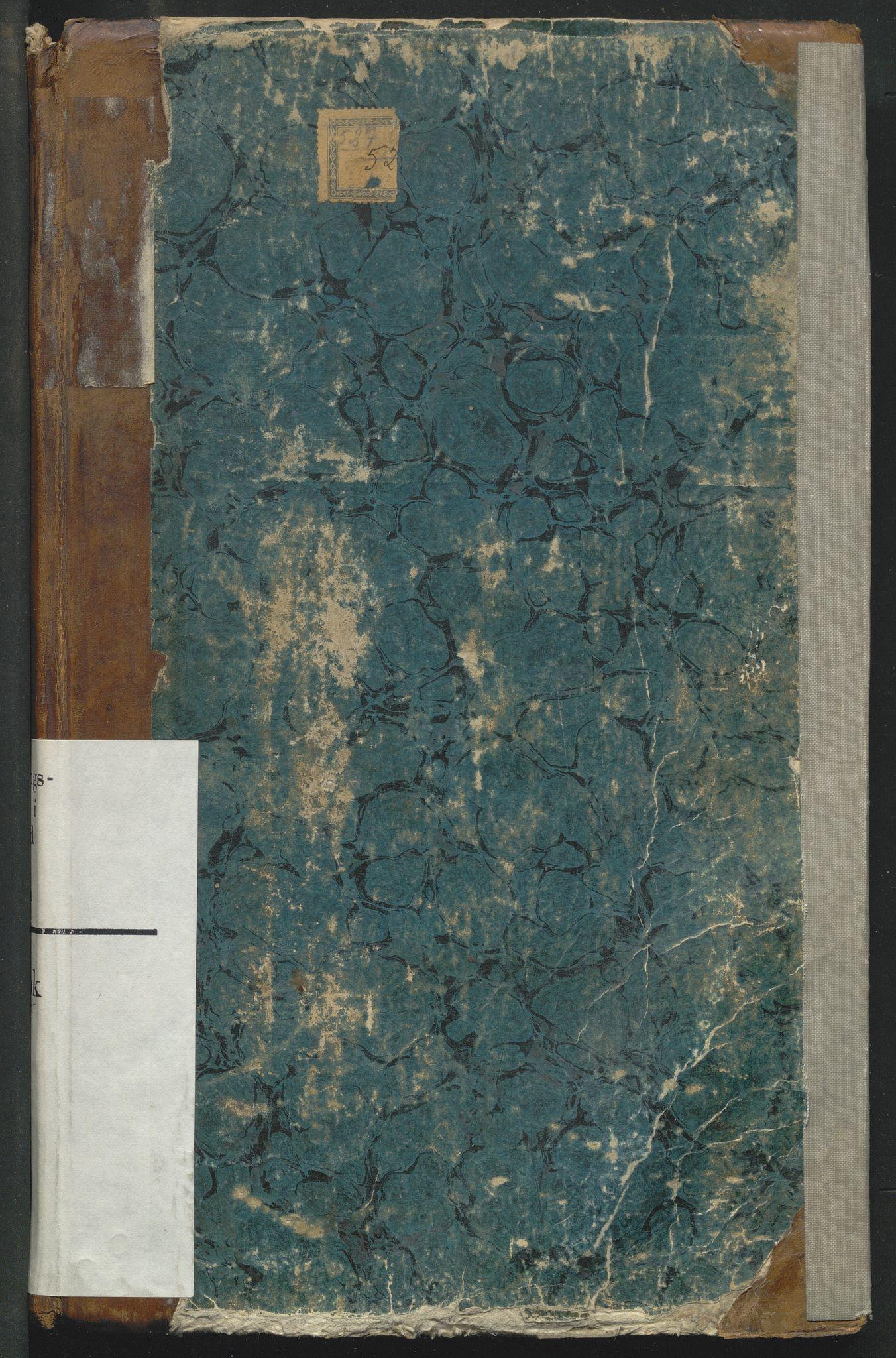 SAH, Utskiftningsformannen i Oppland fylke, H/Hd/Hdg/L0001: Forhandlingsprotokoller, 1859-1866