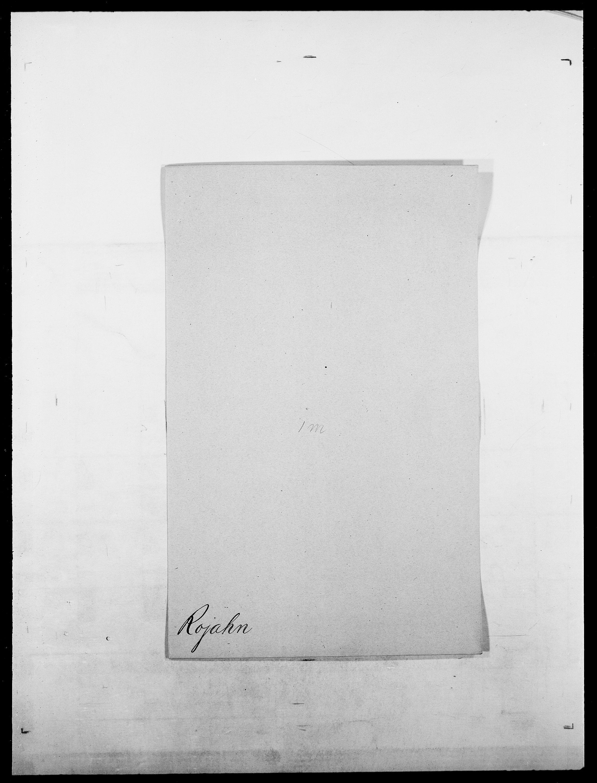 SAO, Delgobe, Charles Antoine - samling, D/Da/L0033: Roald - Røyem, s. 135