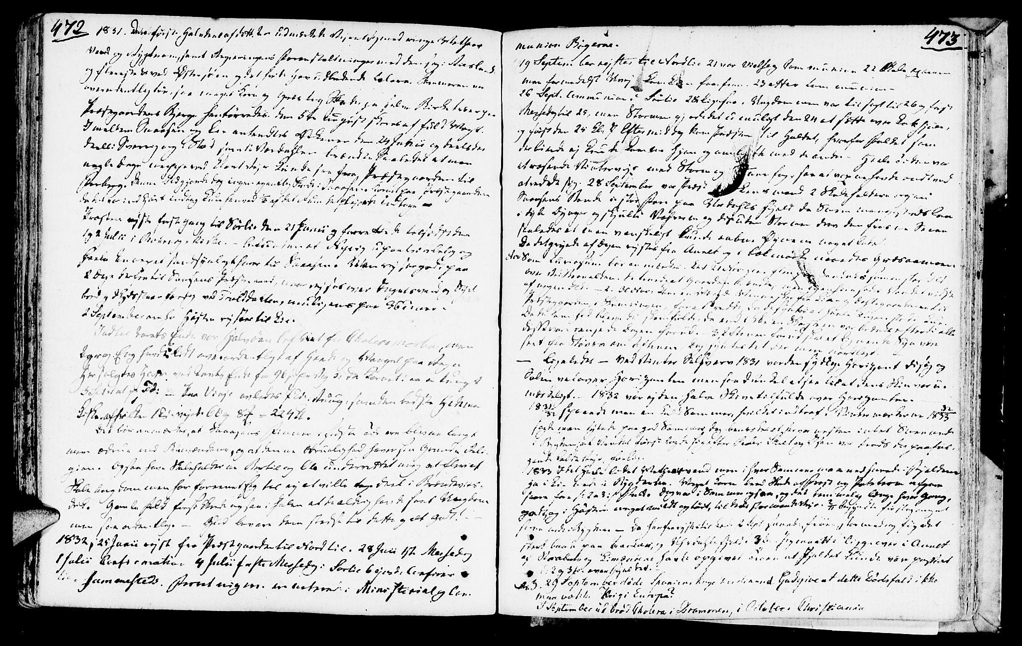 SAT, Ministerialprotokoller, klokkerbøker og fødselsregistre - Nord-Trøndelag, 749/L0468: Ministerialbok nr. 749A02, 1787-1817, s. 472-473