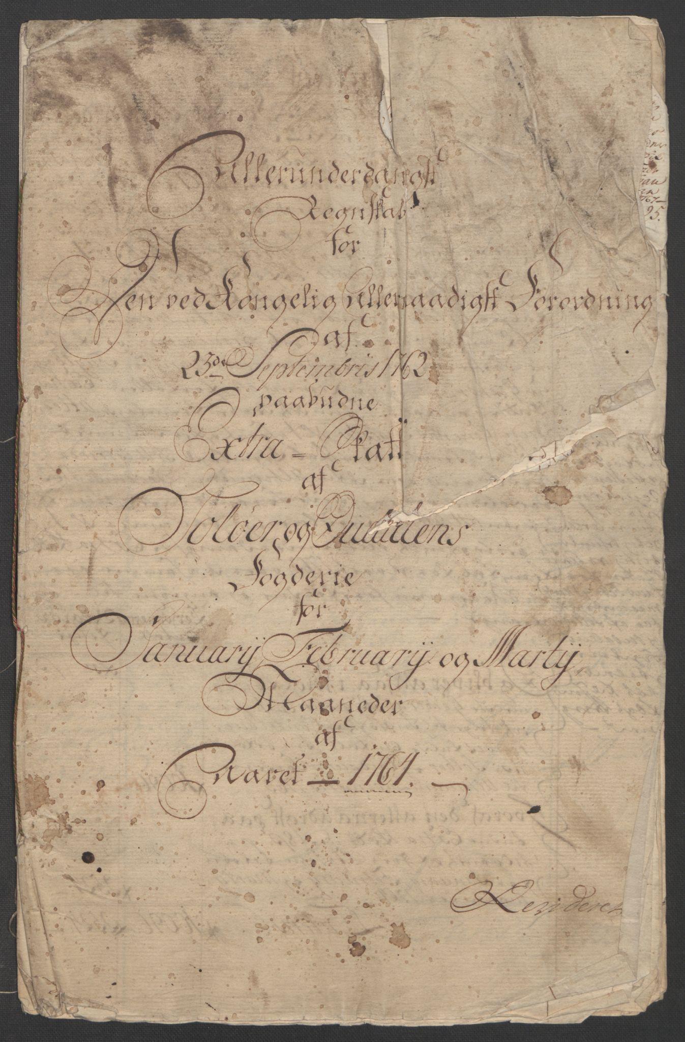 RA, Rentekammeret inntil 1814, Reviderte regnskaper, Fogderegnskap, R14/L0959: Ekstraskatten Solør og Odal, 1763-1770, s. 352