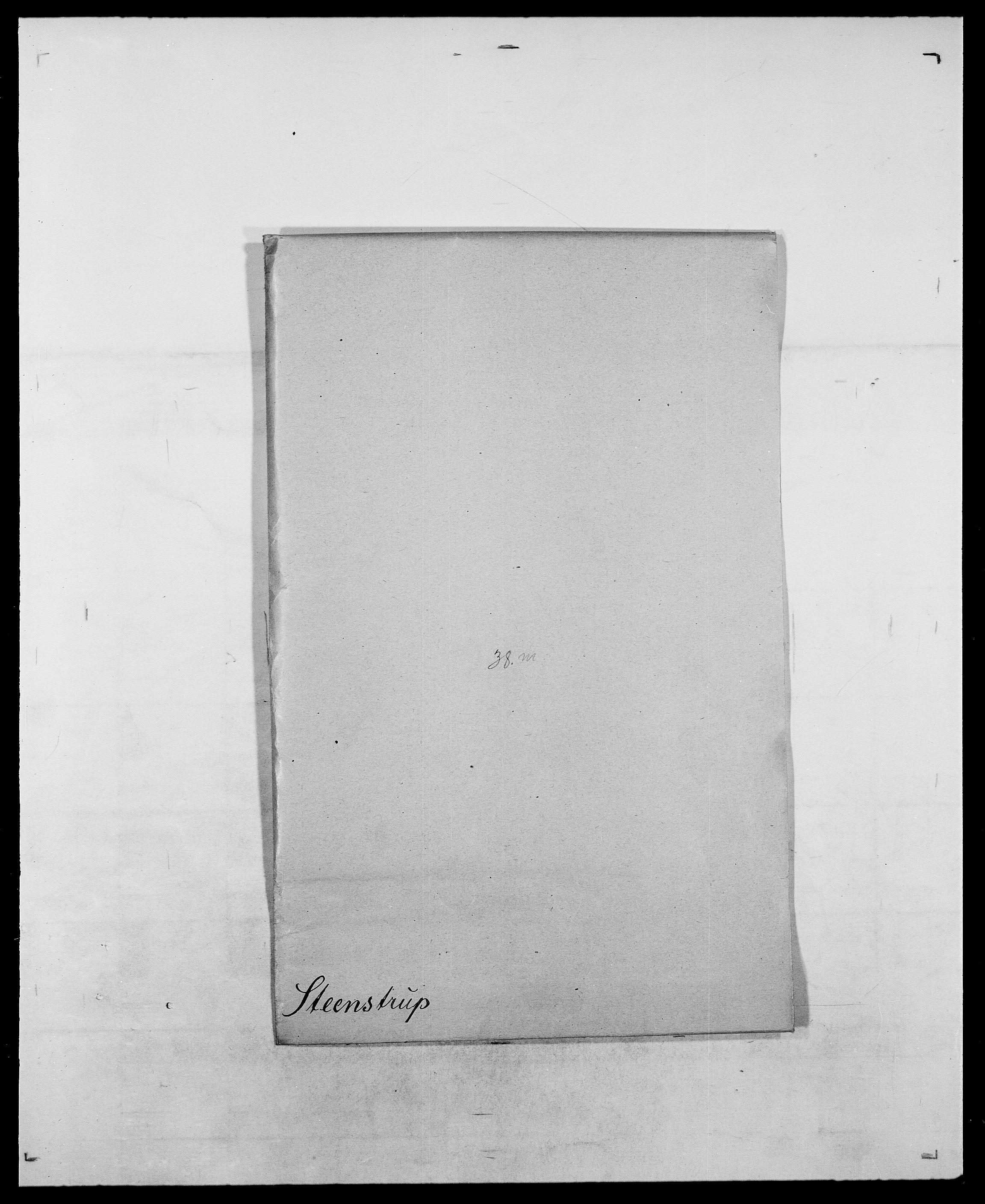 SAO, Delgobe, Charles Antoine - samling, D/Da/L0037: Steen, Sthen, Stein - Svare, Svanige, Svanne, se også Svanning og Schwane, s. 159