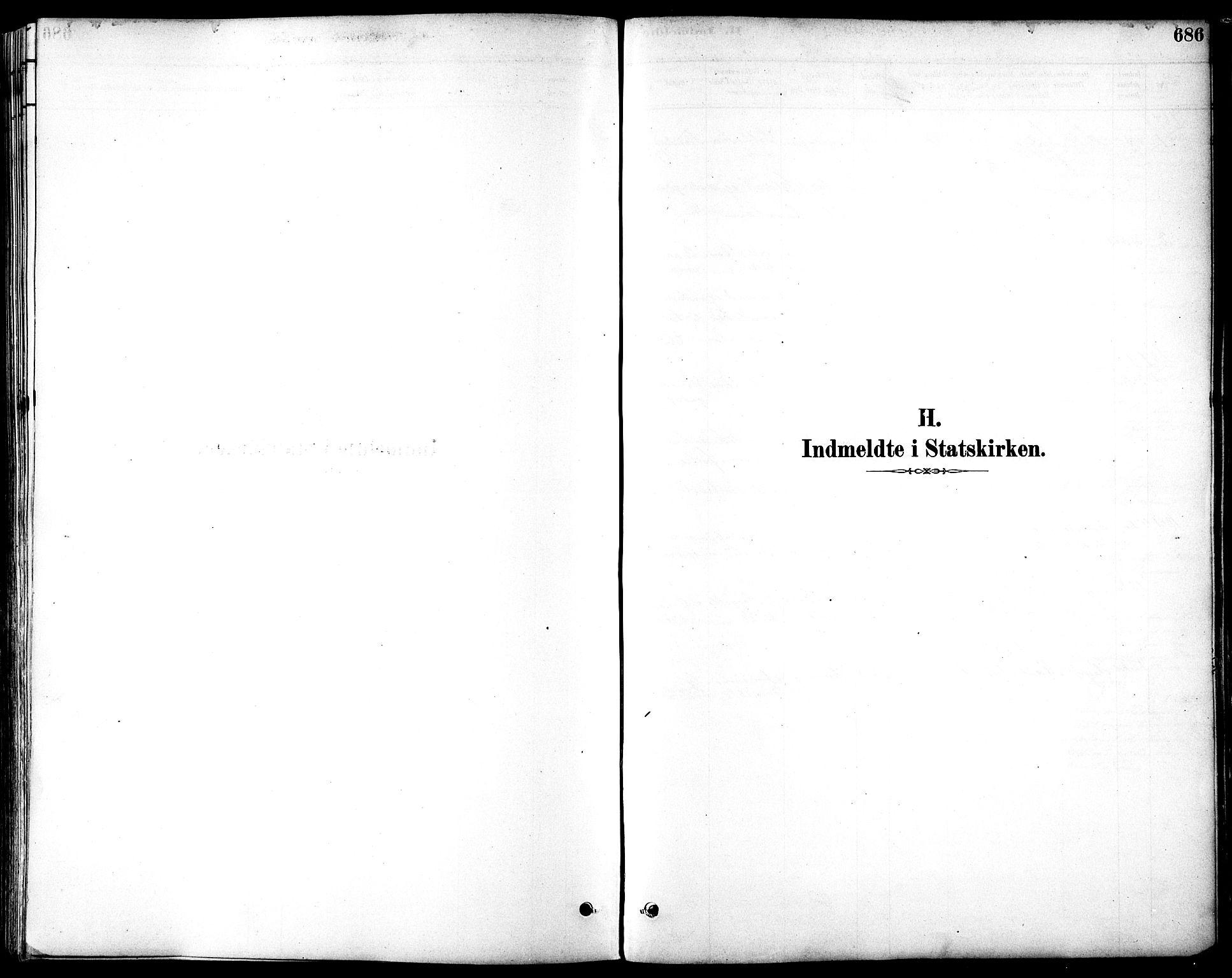SAT, Ministerialprotokoller, klokkerbøker og fødselsregistre - Sør-Trøndelag, 601/L0058: Ministerialbok nr. 601A26, 1877-1891, s. 686