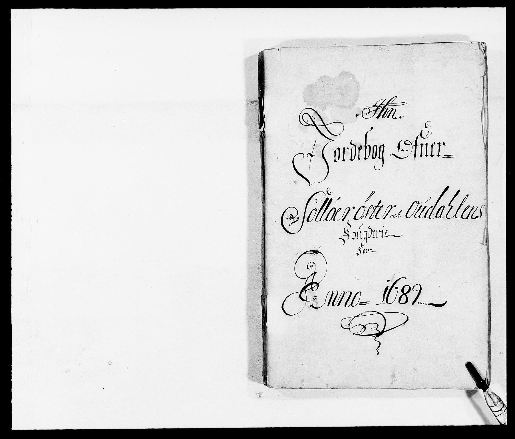 RA, Rentekammeret inntil 1814, Reviderte regnskaper, Fogderegnskap, R13/L0827: Fogderegnskap Solør, Odal og Østerdal, 1689, s. 55