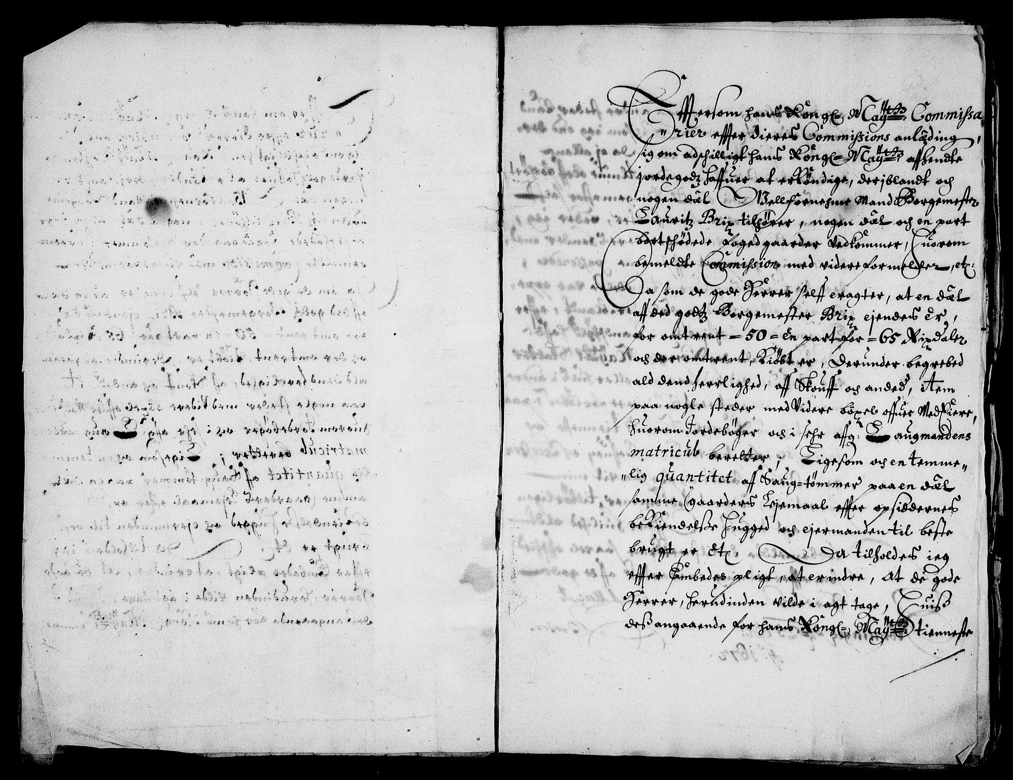 RA, Rentekammeret inntil 1814, Realistisk ordnet avdeling, On/L0013: [Jj 14]: Forskjellige dokumenter om krongodset i Norge, 1672-1722, s. 88