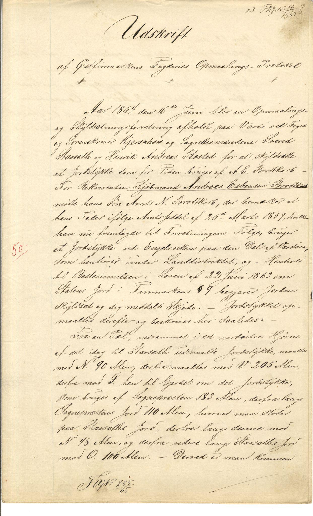 VAMU, Brodtkorb handel A/S, Q/Qb/L0003: Faste eiendommer i Vardø Herred, 1862-1939, s. 319