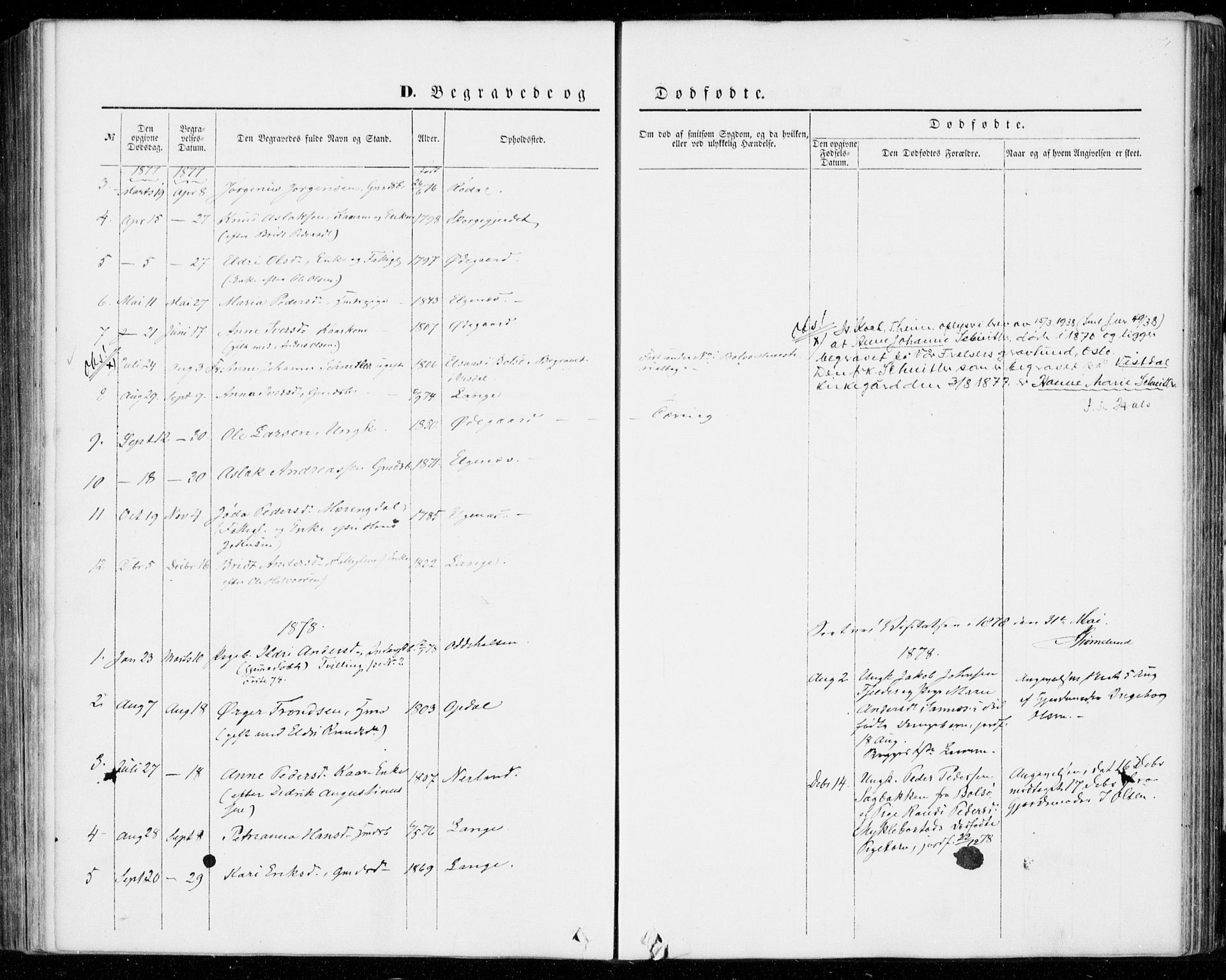 SAT, Ministerialprotokoller, klokkerbøker og fødselsregistre - Møre og Romsdal, 554/L0643: Ministerialbok nr. 554A01, 1846-1879, s. 271