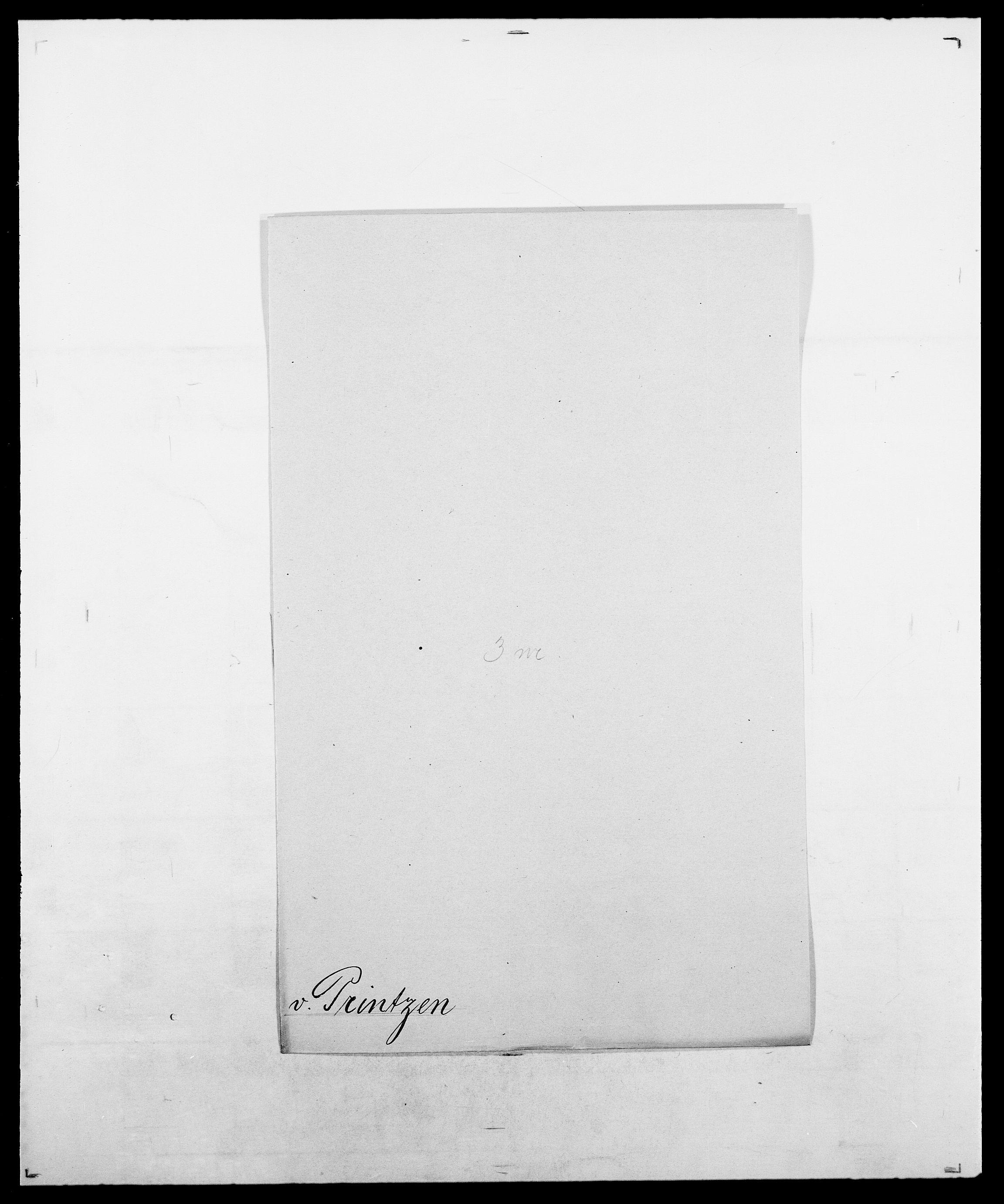 SAO, Delgobe, Charles Antoine - samling, D/Da/L0031: de Place - Raaum, s. 342