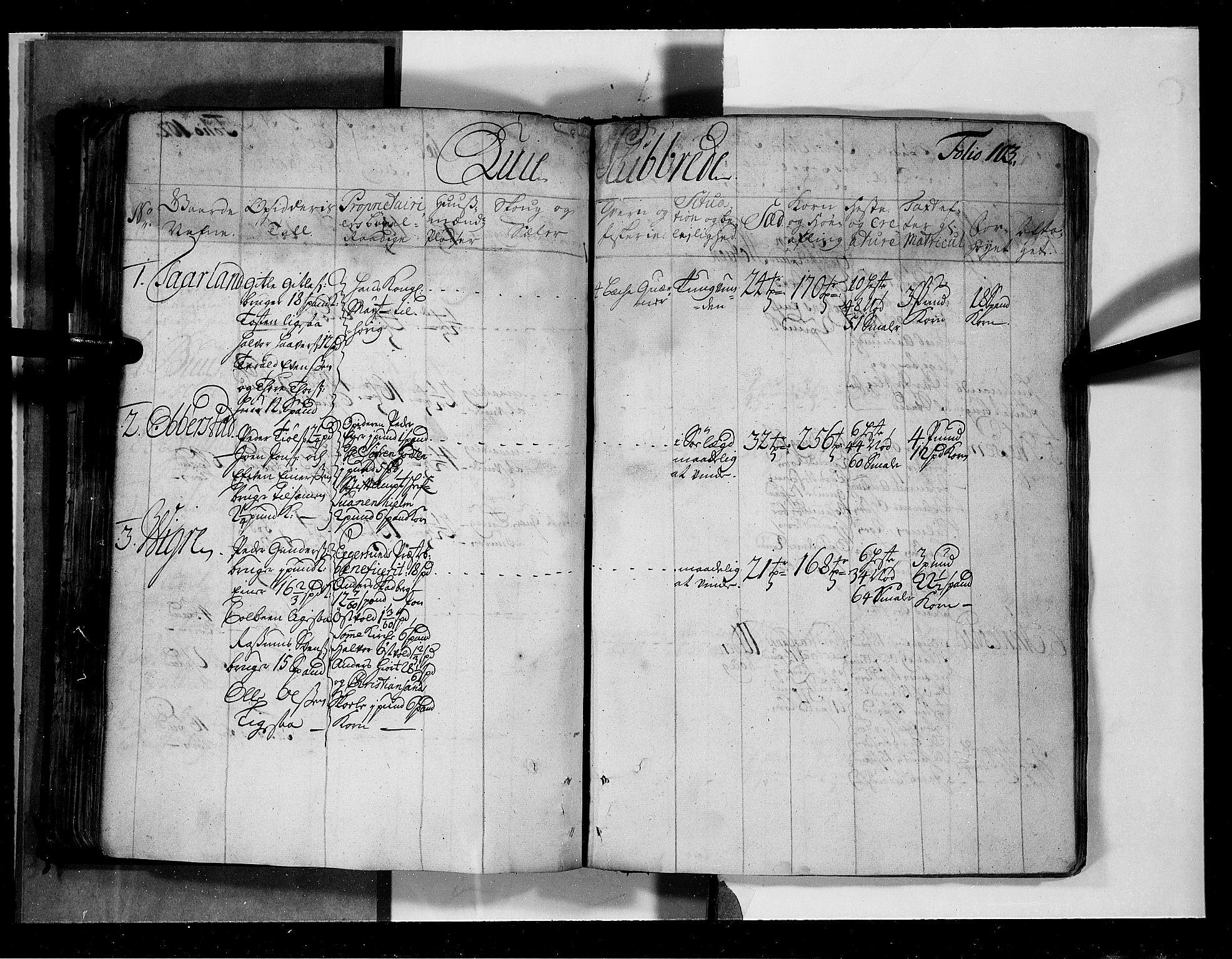 RA, Rentekammeret inntil 1814, Realistisk ordnet avdeling, N/Nb/Nbf/L0131: Jæren og Dalane eksaminasjonsprotokoll, 1723, s. 102b-103a