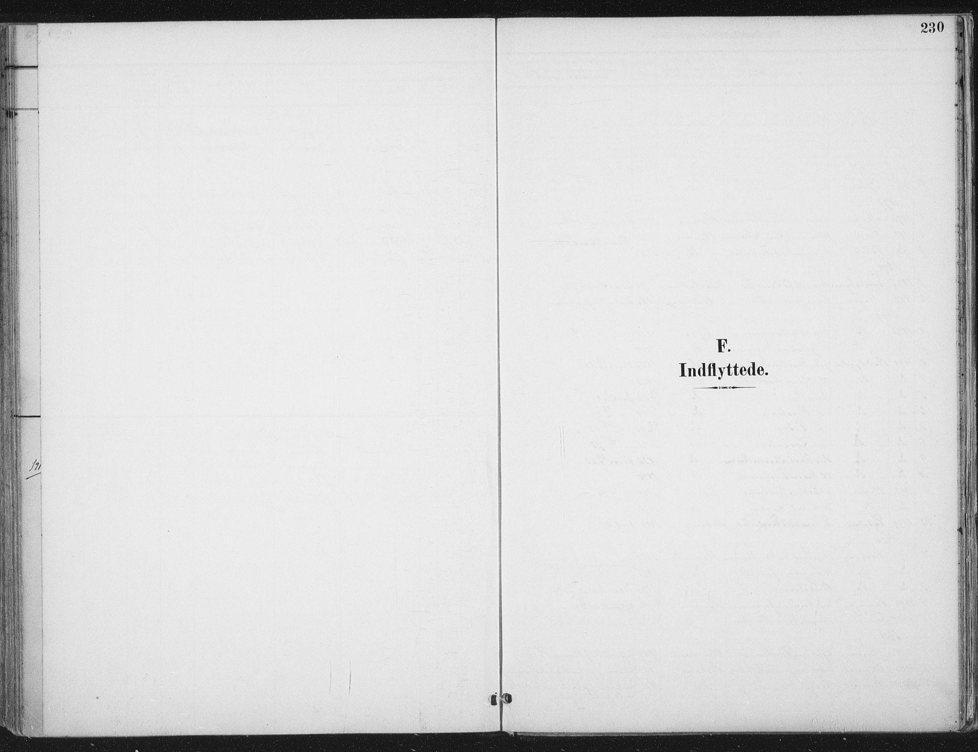 SAT, Ministerialprotokoller, klokkerbøker og fødselsregistre - Nord-Trøndelag, 709/L0082: Ministerialbok nr. 709A22, 1896-1916, s. 230