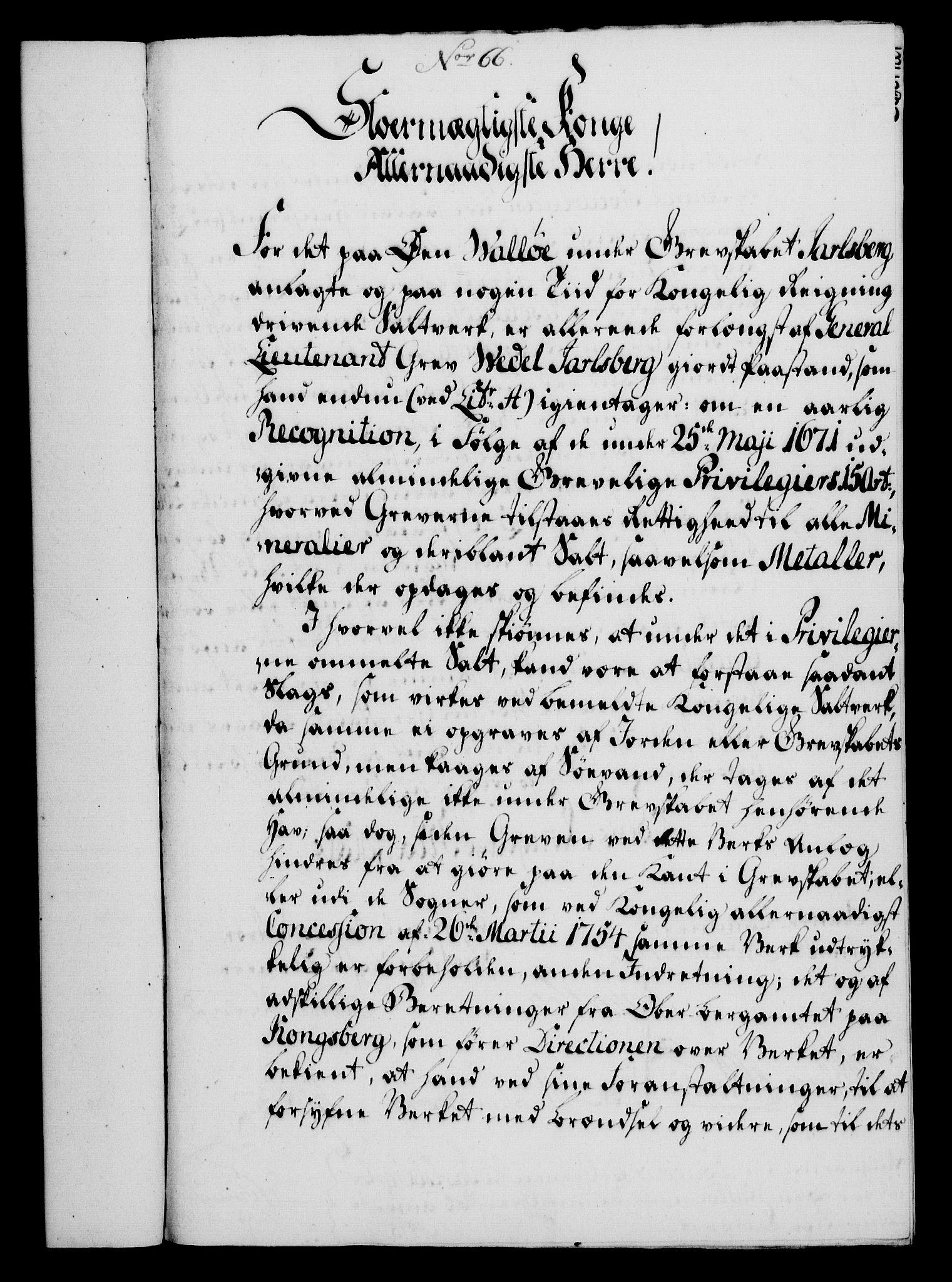 RA, Rentekammeret, Kammerkanselliet, G/Gf/Gfa/L0049: Norsk relasjons- og resolusjonsprotokoll (merket RK 52.49), 1767, s. 299