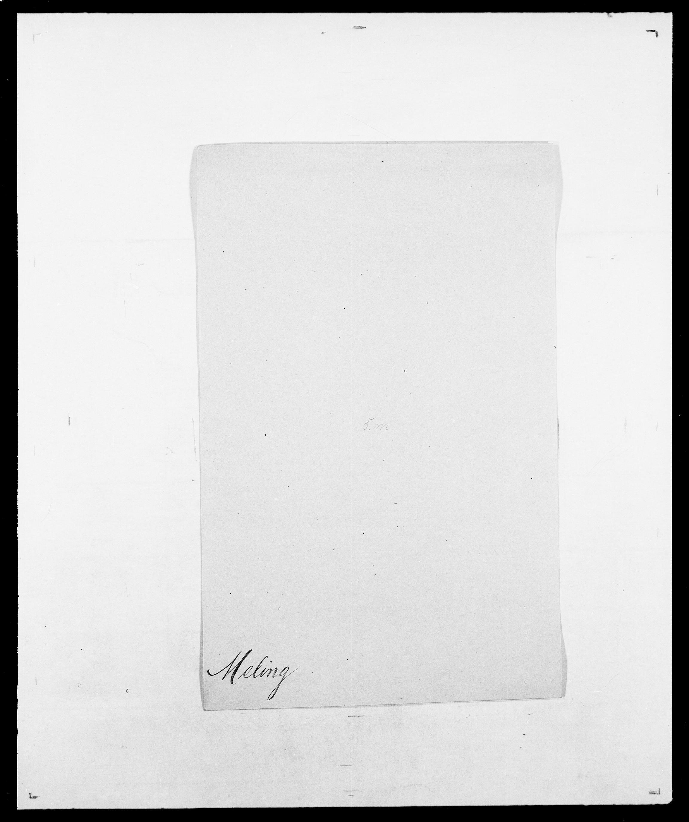 SAO, Delgobe, Charles Antoine - samling, D/Da/L0026: Mechelby - Montoppidan, s. 261