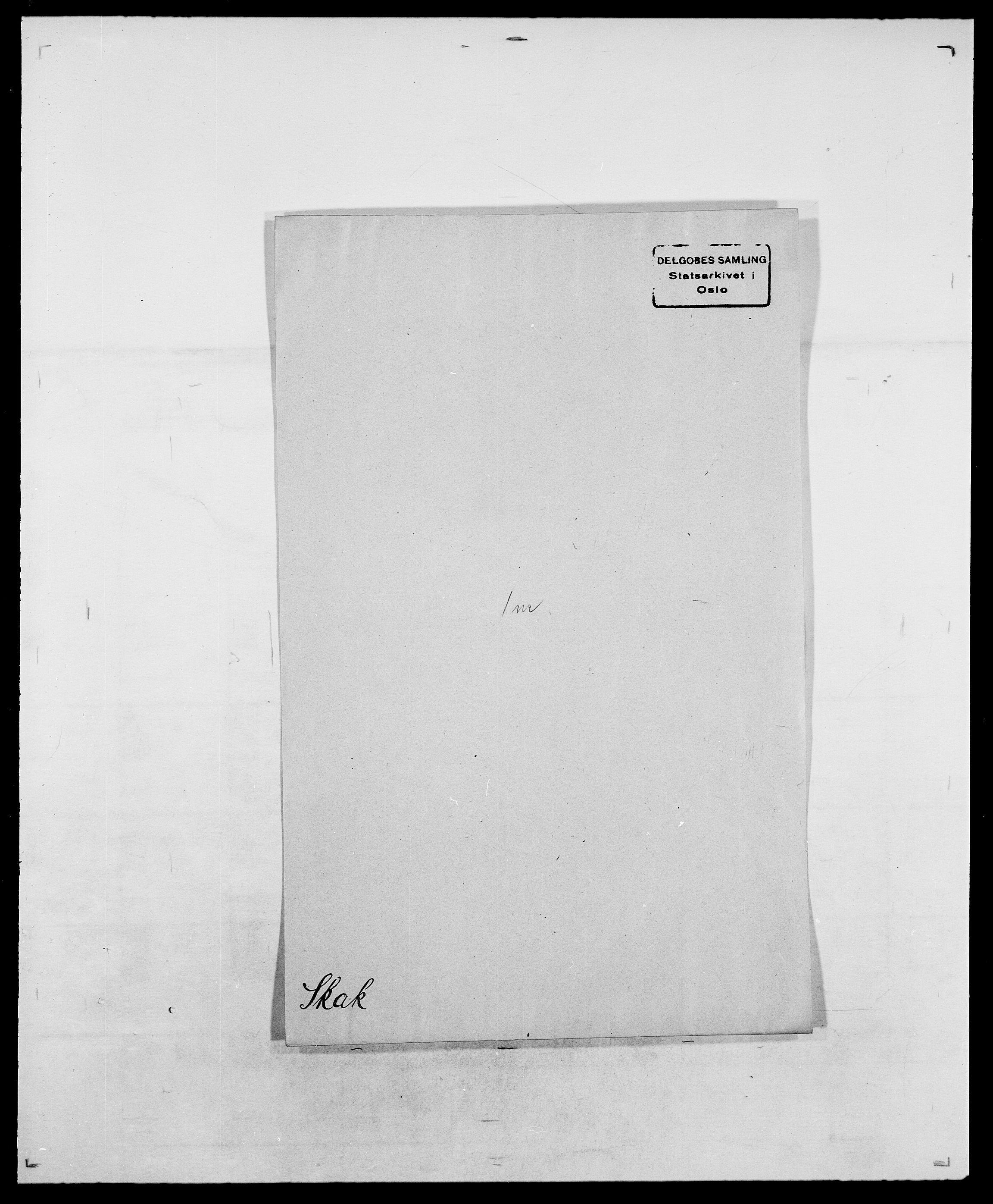 SAO, Delgobe, Charles Antoine - samling, D/Da/L0036: Skaanør - Staverskov, s. 24