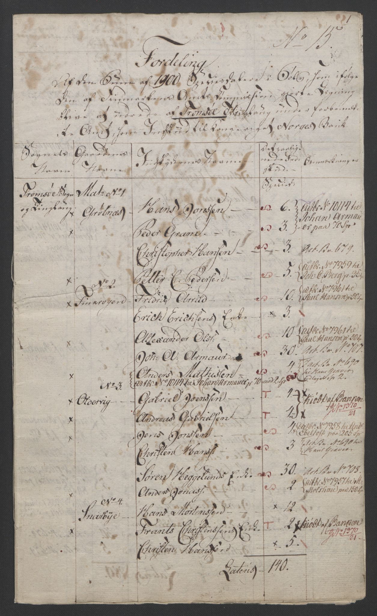NOBA, Norges Bank/Sølvskatten 1816*, 1816-1817, s. 23